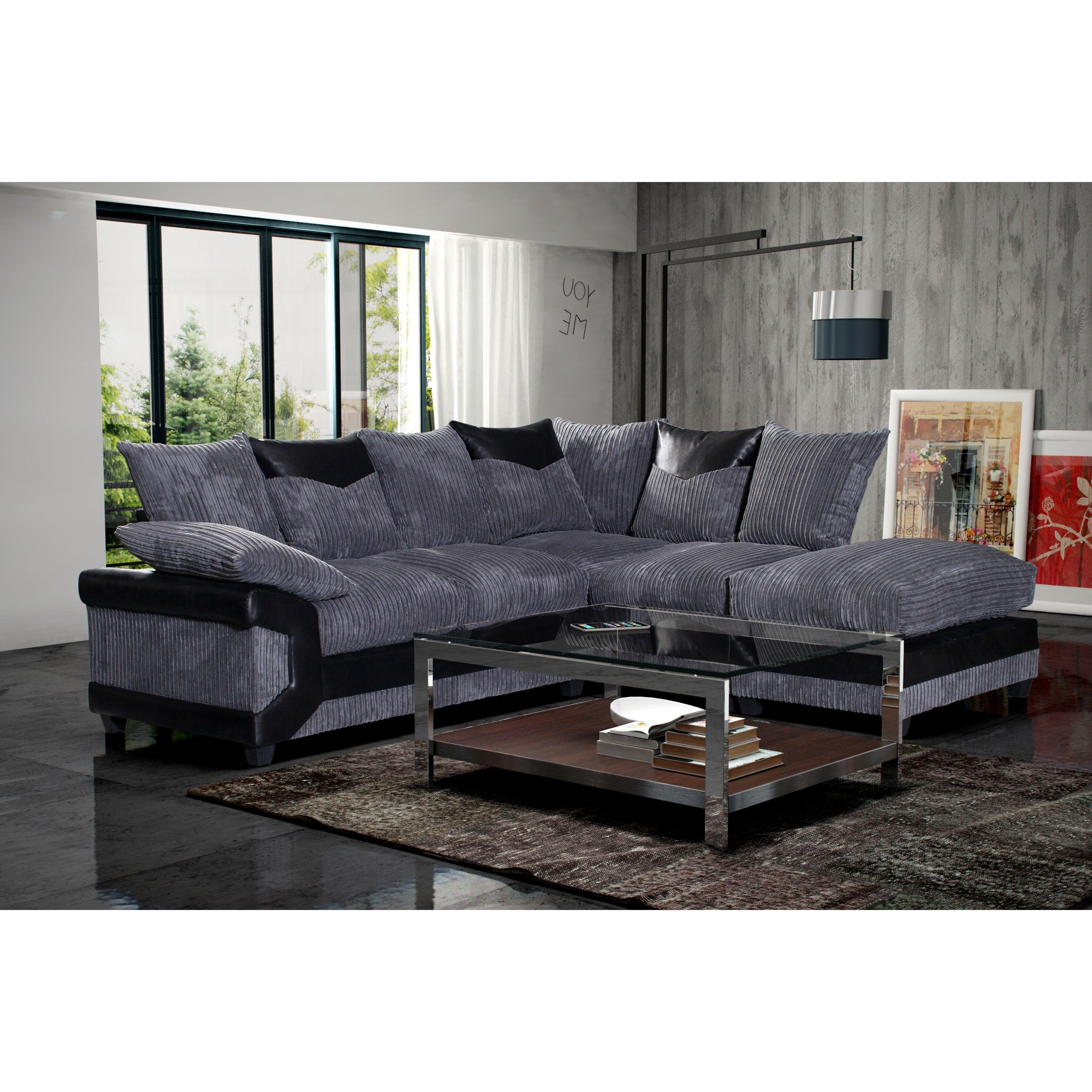 Home Haus Line Corner Sofa Reviews