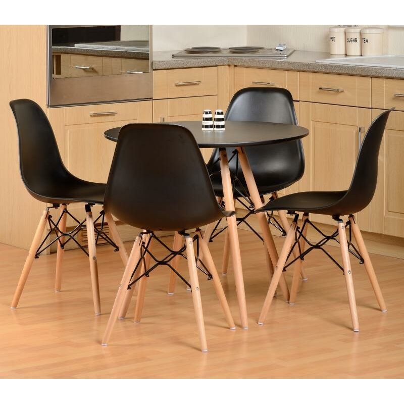 Home Haus Dining Table And 4 Chairs Reviews