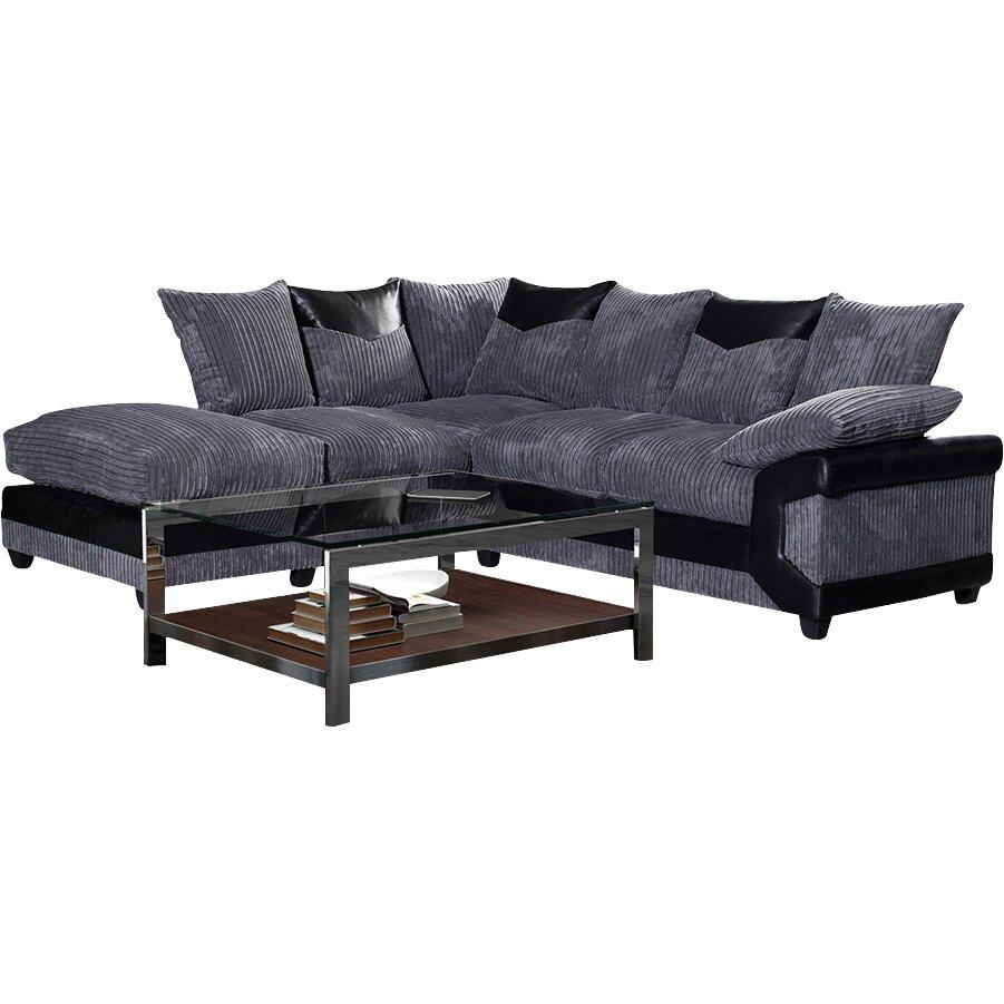 Home & Haus Line Corner Sofa & Reviews