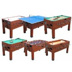 13 in 1 Combination Game Table by Berner Billiards