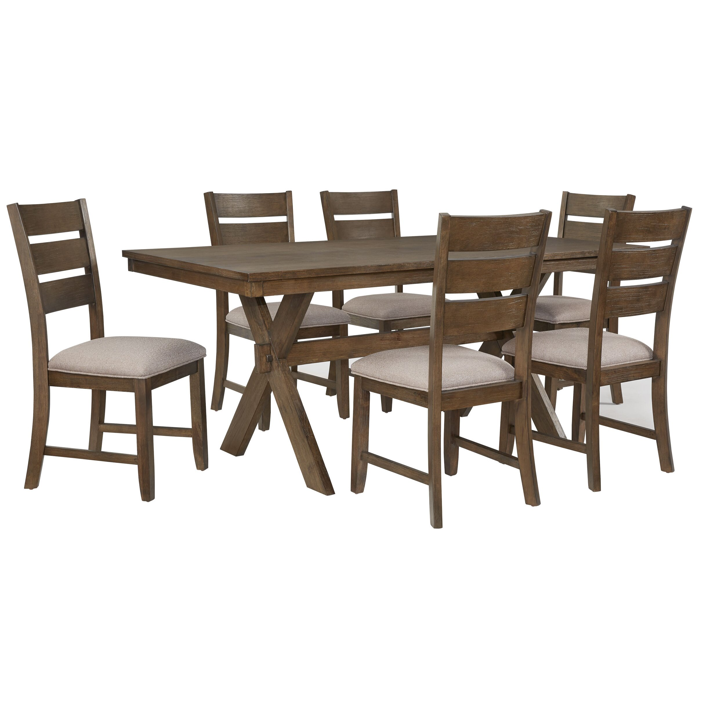 Standard Furniture 7 Piece Dining Set & Reviews