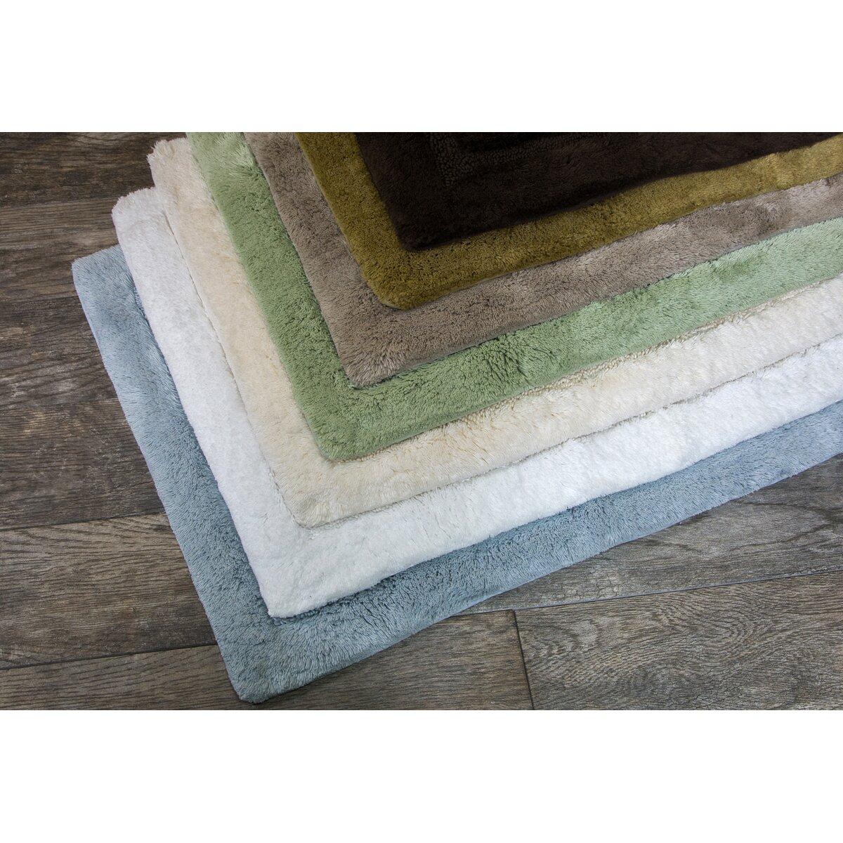 grund america namo organic cotton bath rug & reviews | wayfair