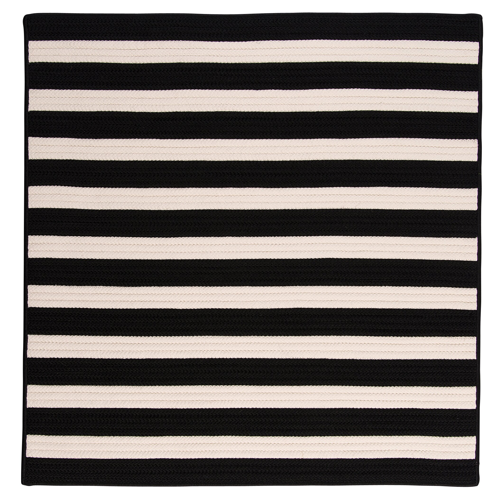 black and cream striped rug  rugs ideas - black and white stripe outdoor rug roselawnlutheran