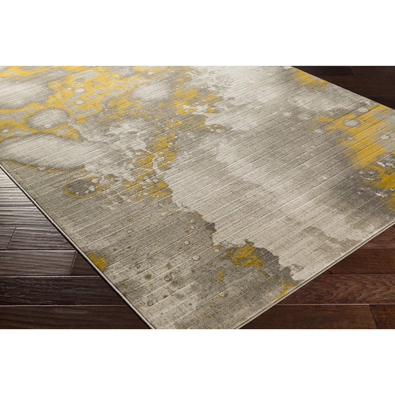T Austin Designu0026reg Chartwell Light Gray Gold Area Rug