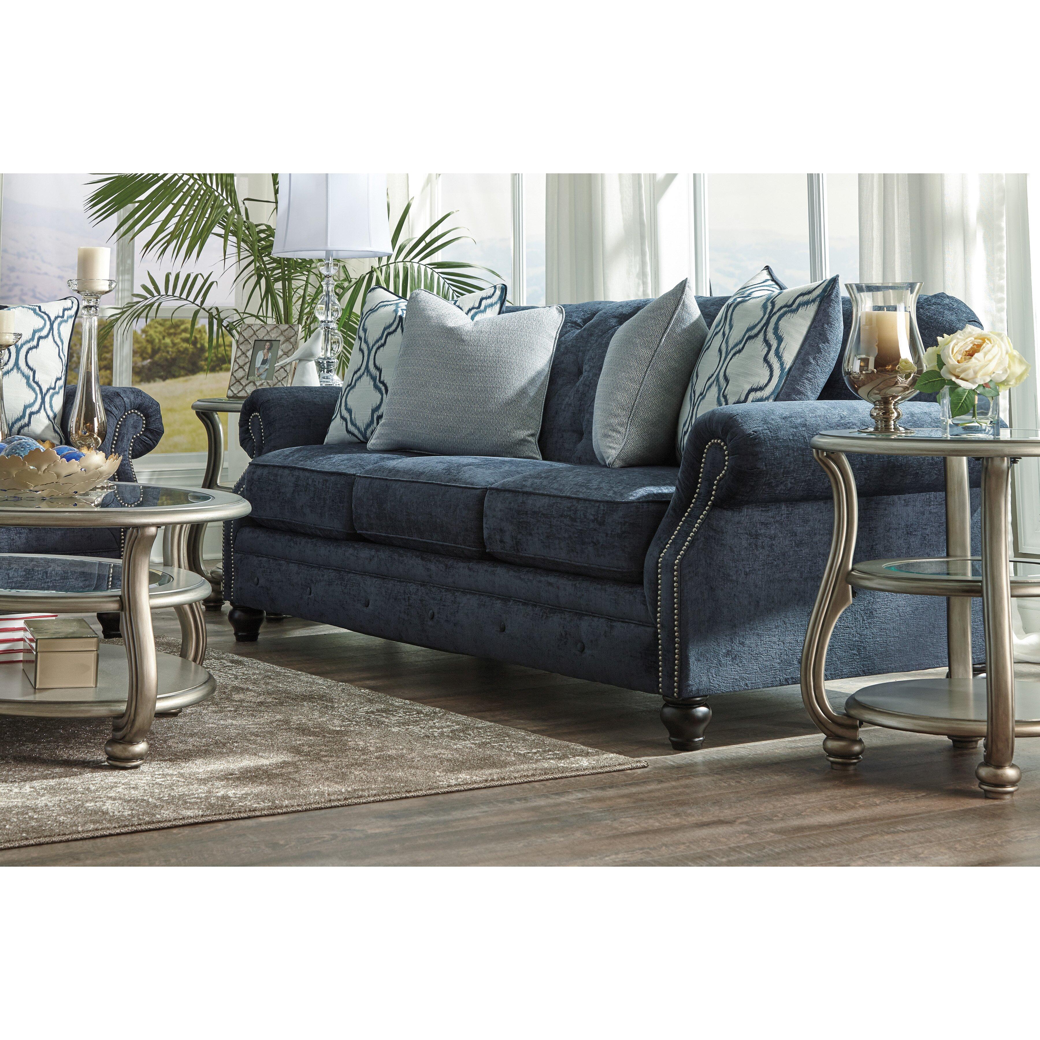 benchcraft lavernia sofa reviews wayfair peyton sofa ashley