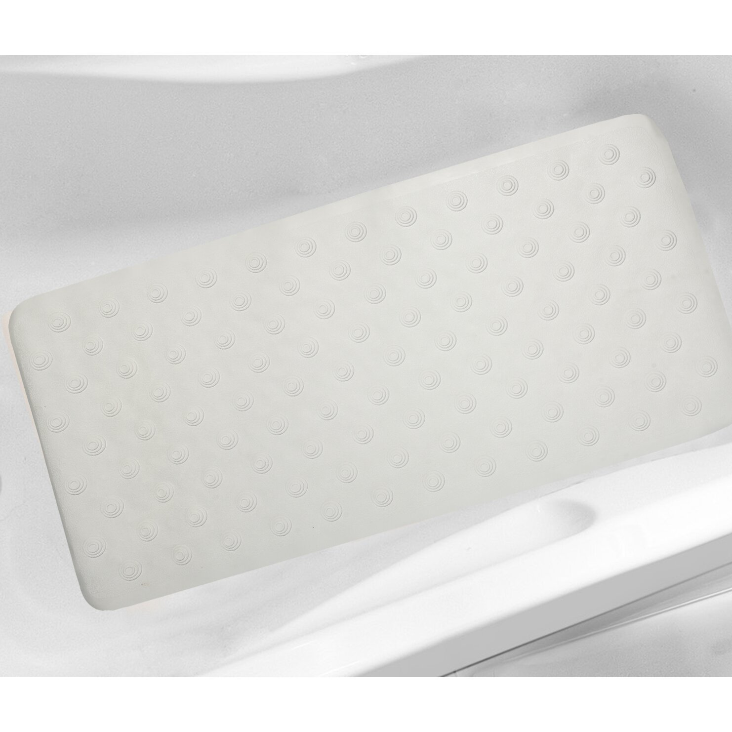 Bath Mat Without Suction Cups Simple Me