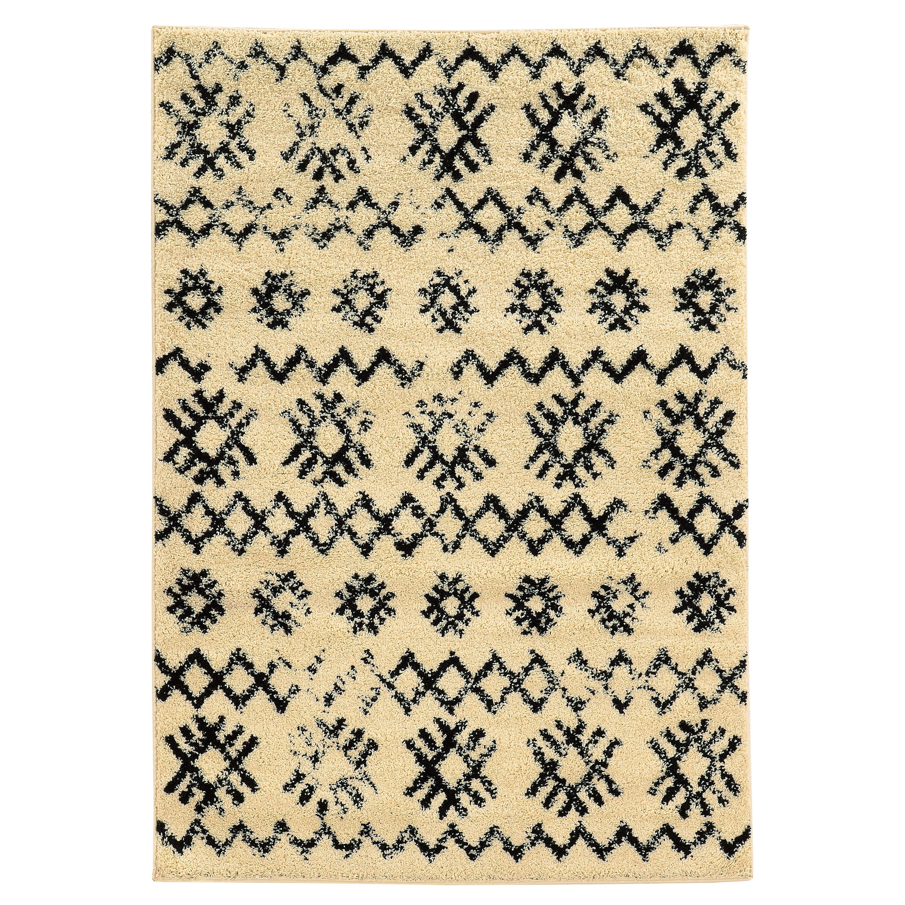ivory and black rug roselawnlutheran