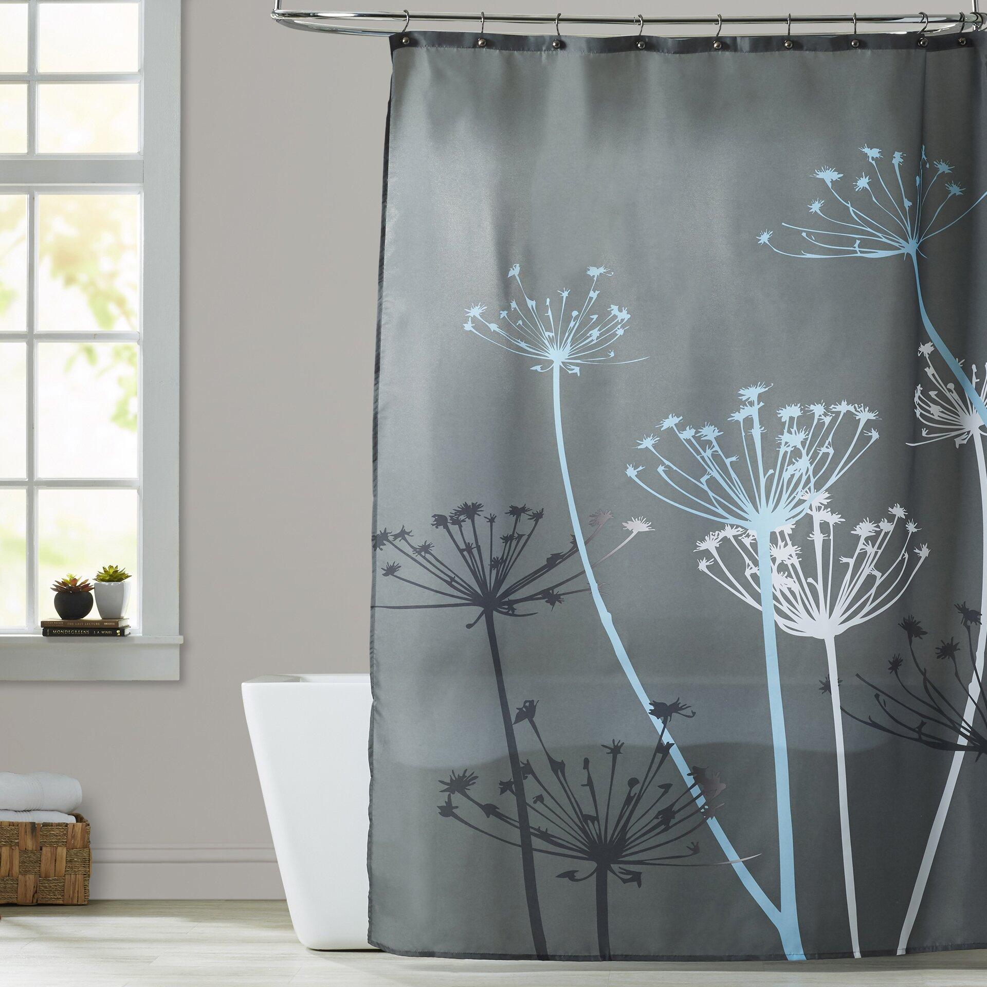 Mermaid Shower Curtain Kids - Kids mermaid shower curtain