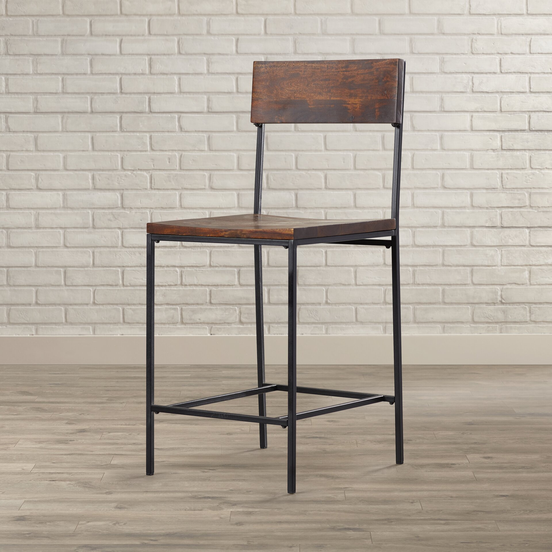 Bar Stool Furniture Row Gelsga By Domitalia Brown Value City Stools Astonishing