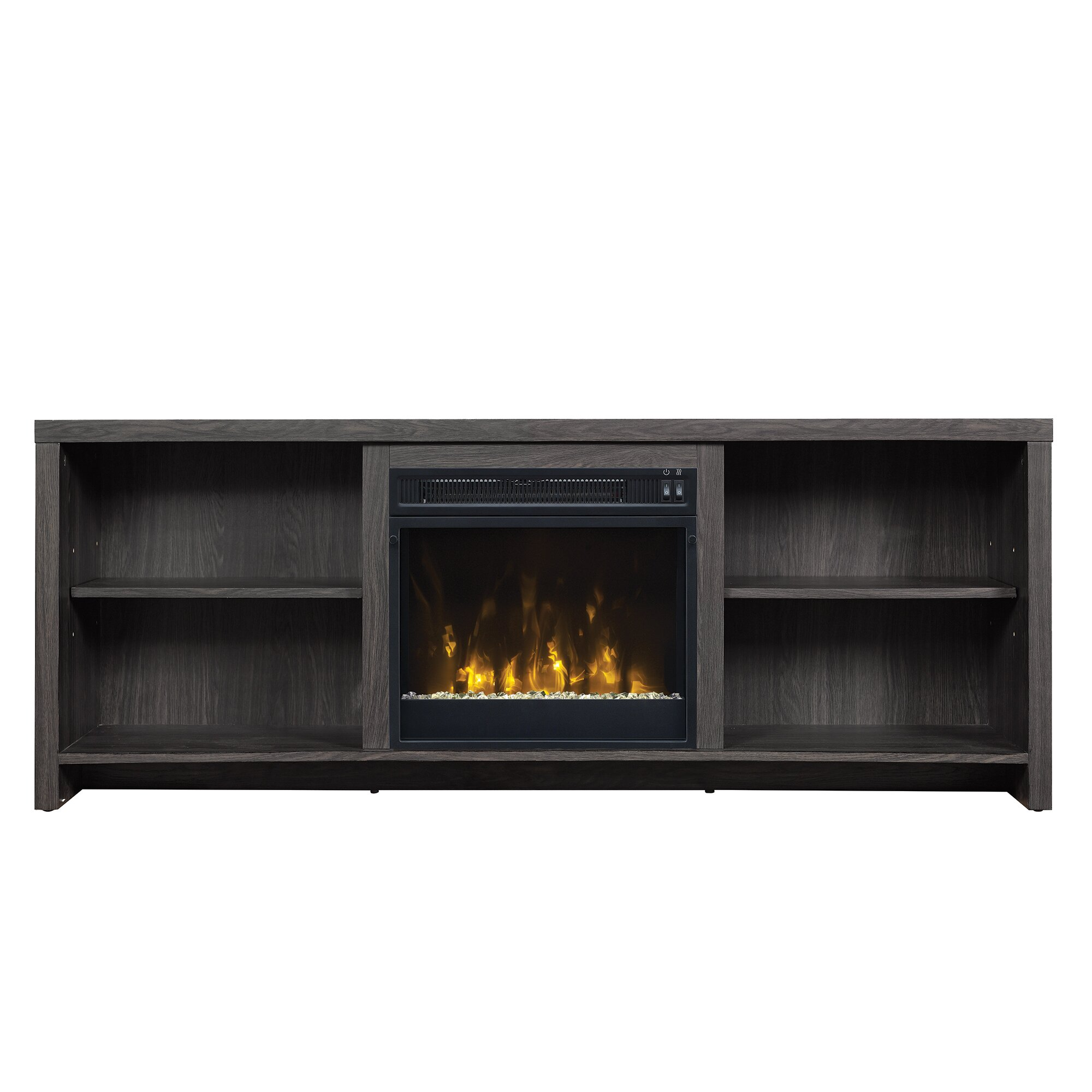 Electric Fireplace Stand ~ dact.us
