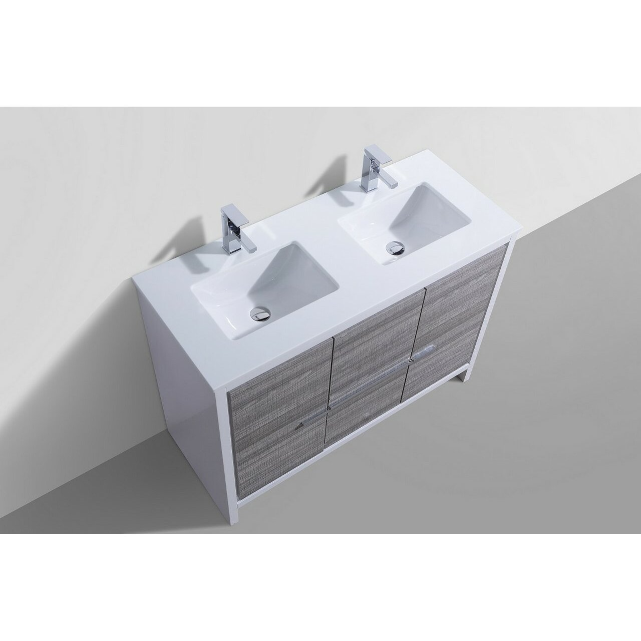 48 double sink bathroom vanity rukinetcom 48 double sink bat