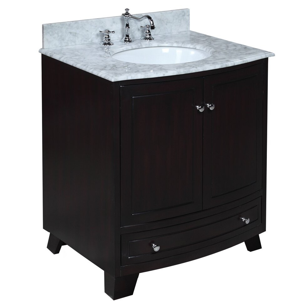 Kbc Palazzo 30 Quot Single Bathroom Vanity Set Amp Reviews Wayfair