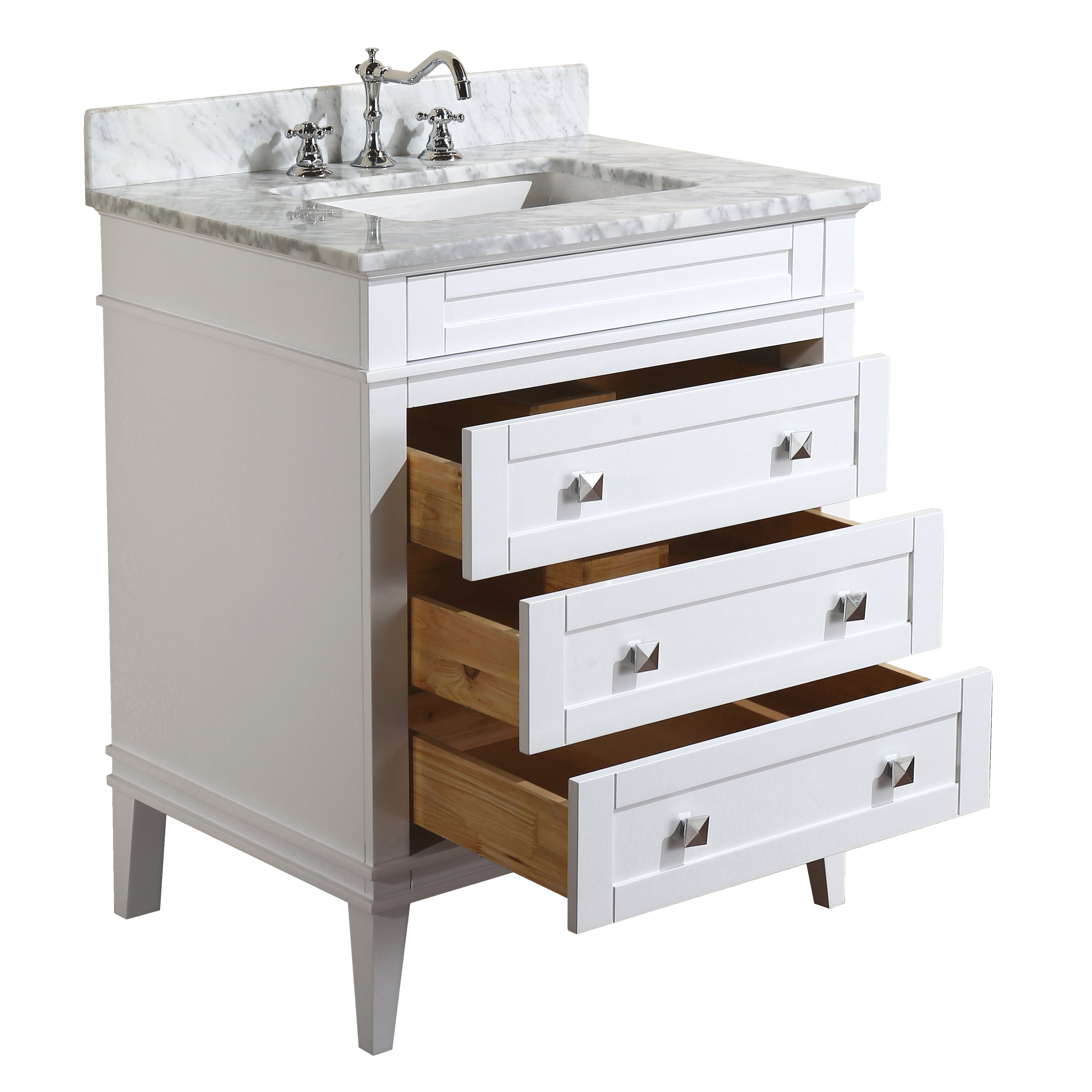 30 Bathroom Cabinet Kbc Eleanor 30 Single Bathroom Vanity Set Reviews Wayfair