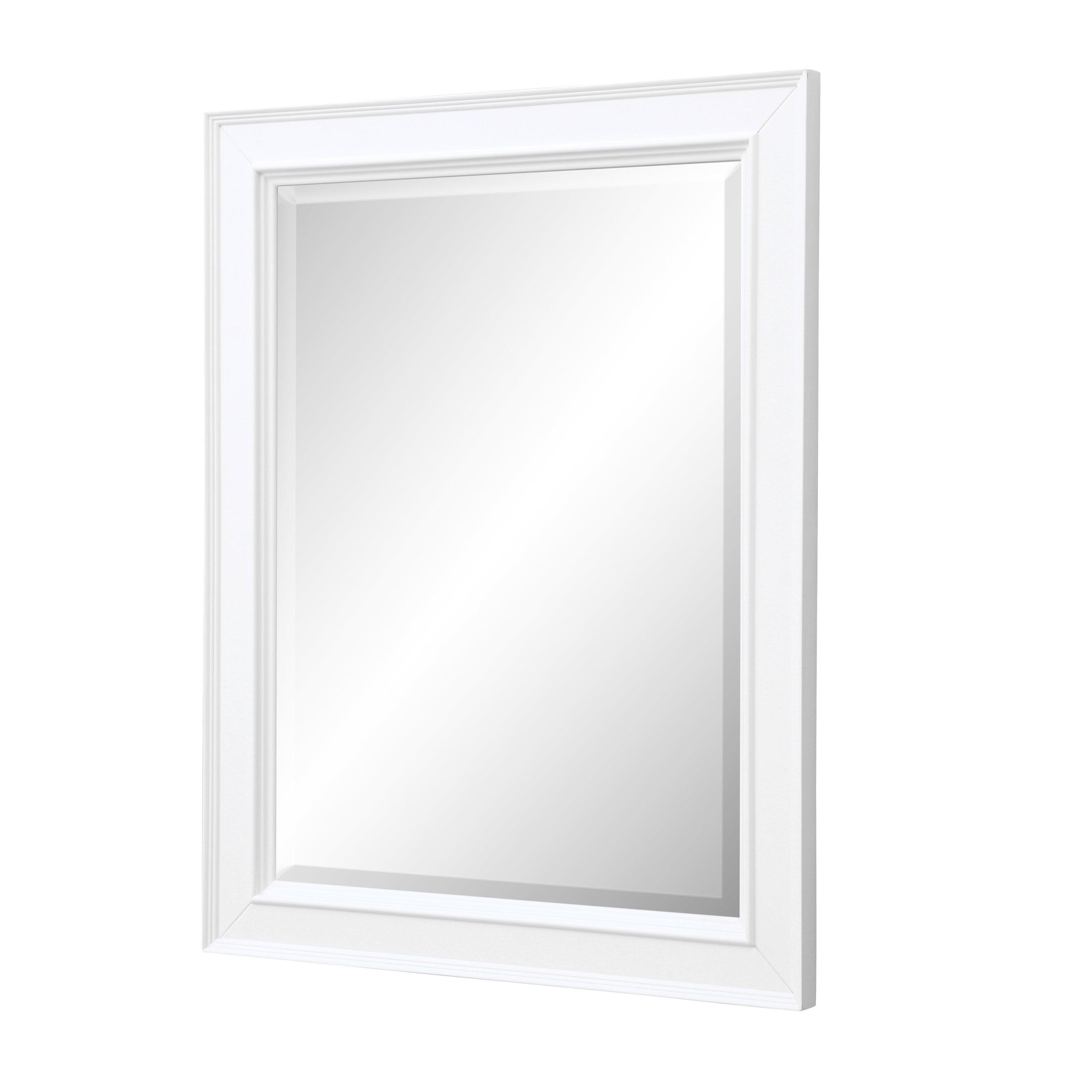 Wall Mirror. Rectangle Mirrors You ll Love   Wayfair
