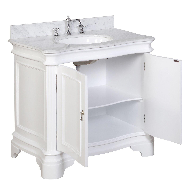 Bathroom Vanity Set Kbc Katherine 36 Single Bathroom Vanity Set Reviews Wayfair