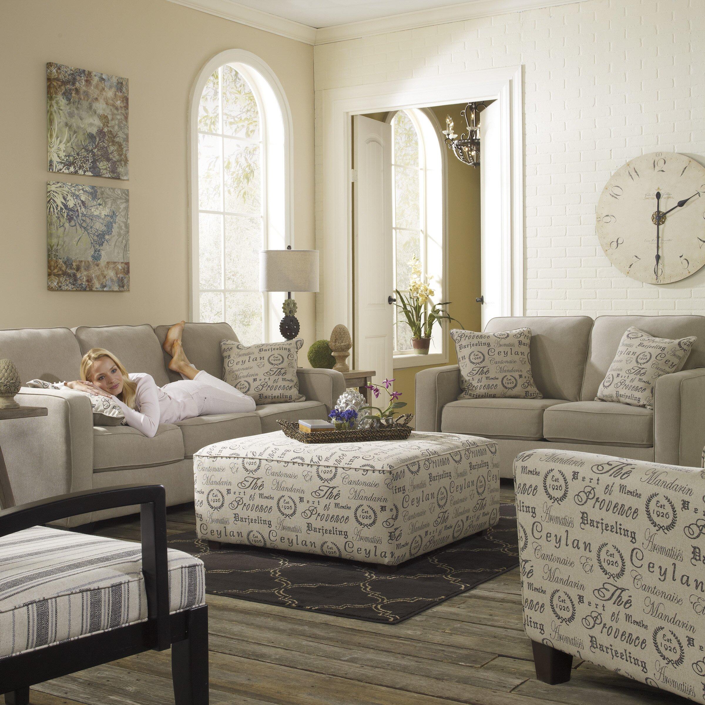 Wayfair Living Room Furniture Red Barrel Studio Spahn Living Room Collection Reviews Wayfair