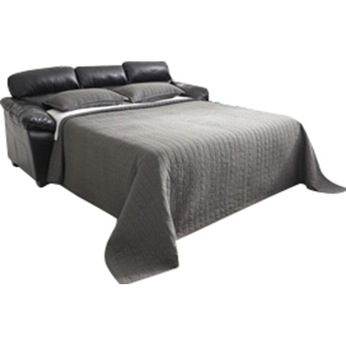 red barrel studio mississippi full sleeper sofa reviews wayfair