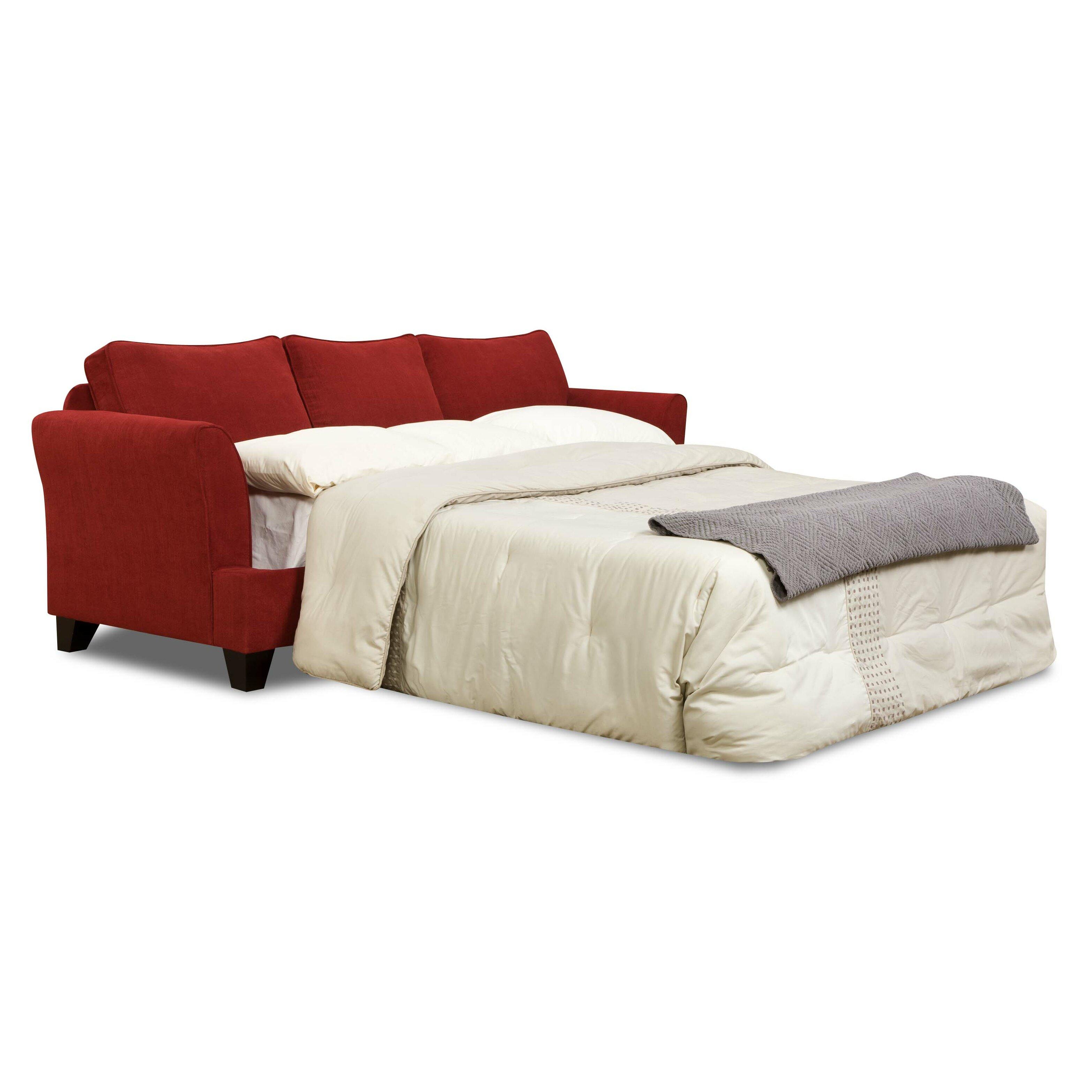 Simmons Upholstery Farley Queen Sleeper Sofa Aecagraorg