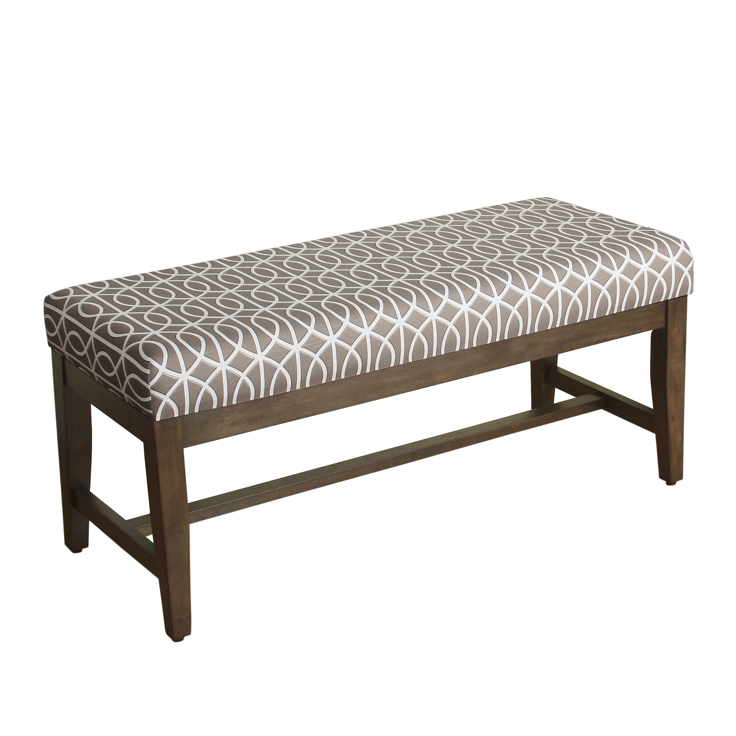 Red Foyer Bench : Red barrel studio coulston fabric storage entryway bench