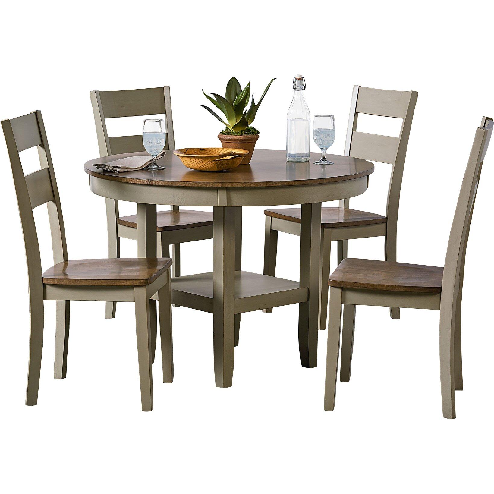 Great ... Red Barrel Studio Reg Bossier City Pendwood 5 Piece Dining Set ·  Cambria Collection Universal Patio Furniture ...