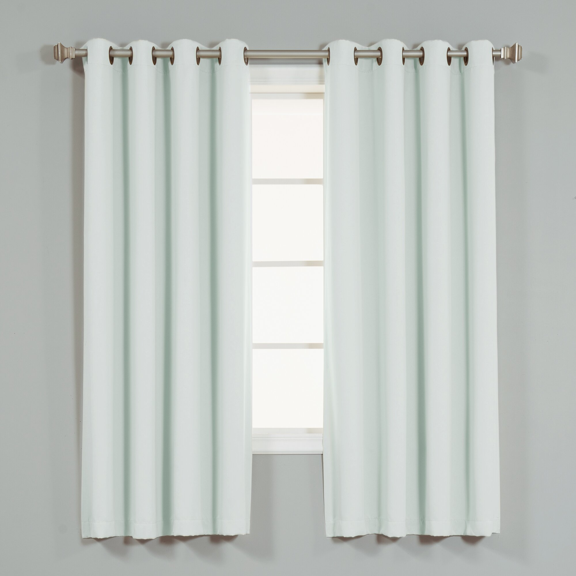 red barrel studio fairhaven basic blackout thermal curtain panels