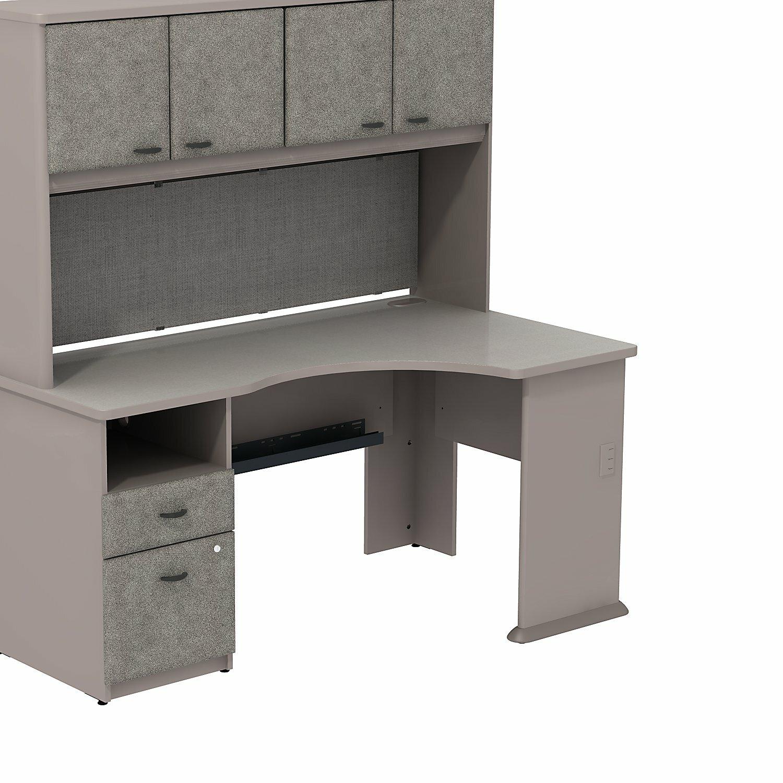 Bush Business Furniture Series A 60w Corner Desk With
