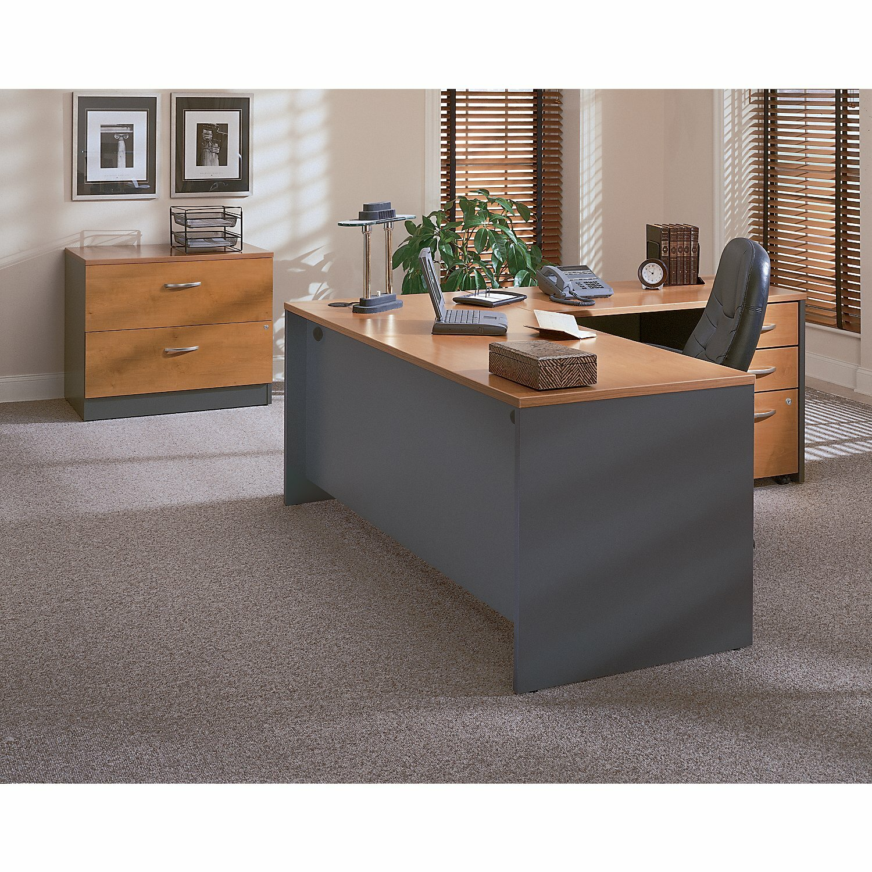 Bush Business Furniture Series C 66W x 30D Office Desk & Reviews | Wayfair.ca