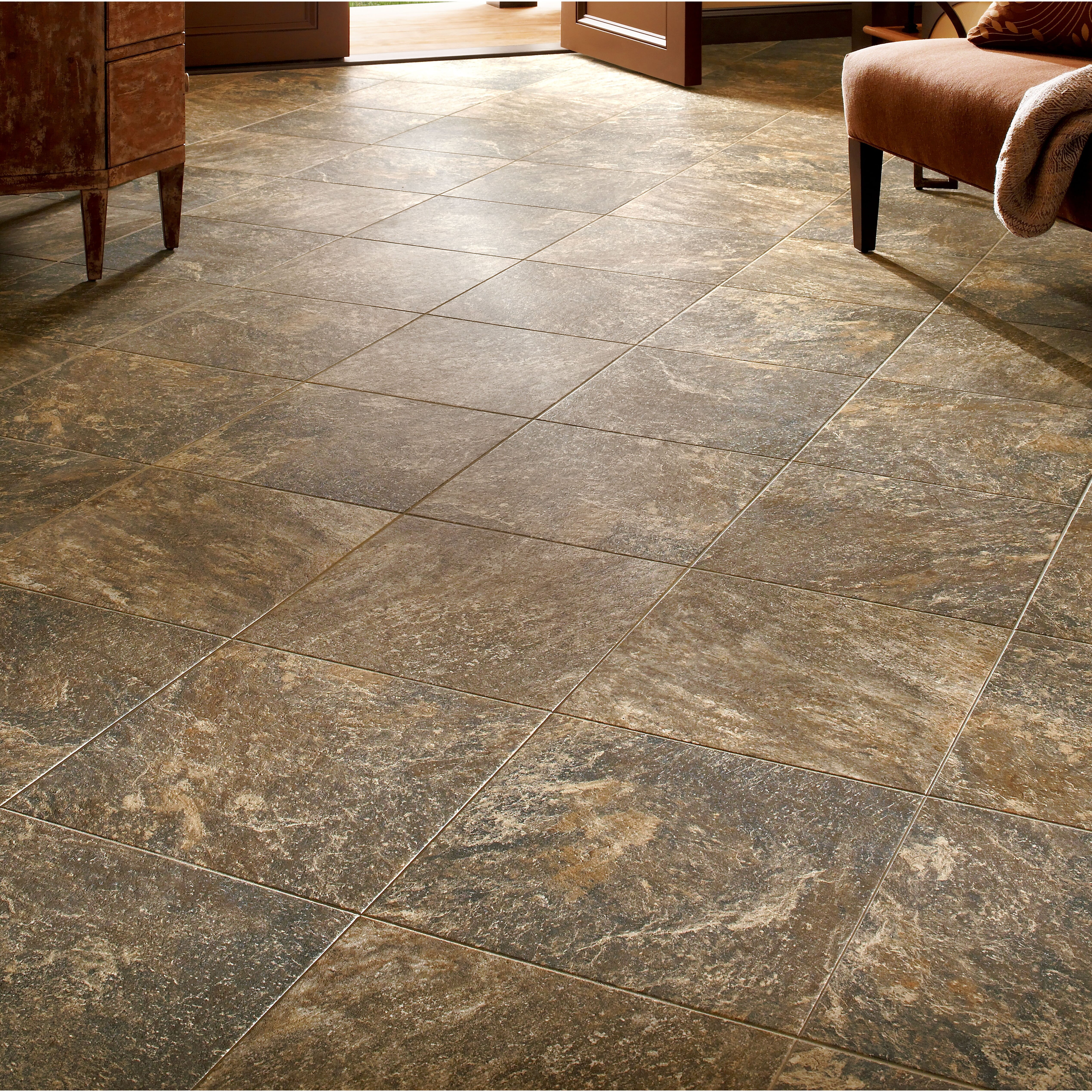 Luxury vinyl tile reviews - Luxury Vinyl Tile Reviews From Armstrong Flooring