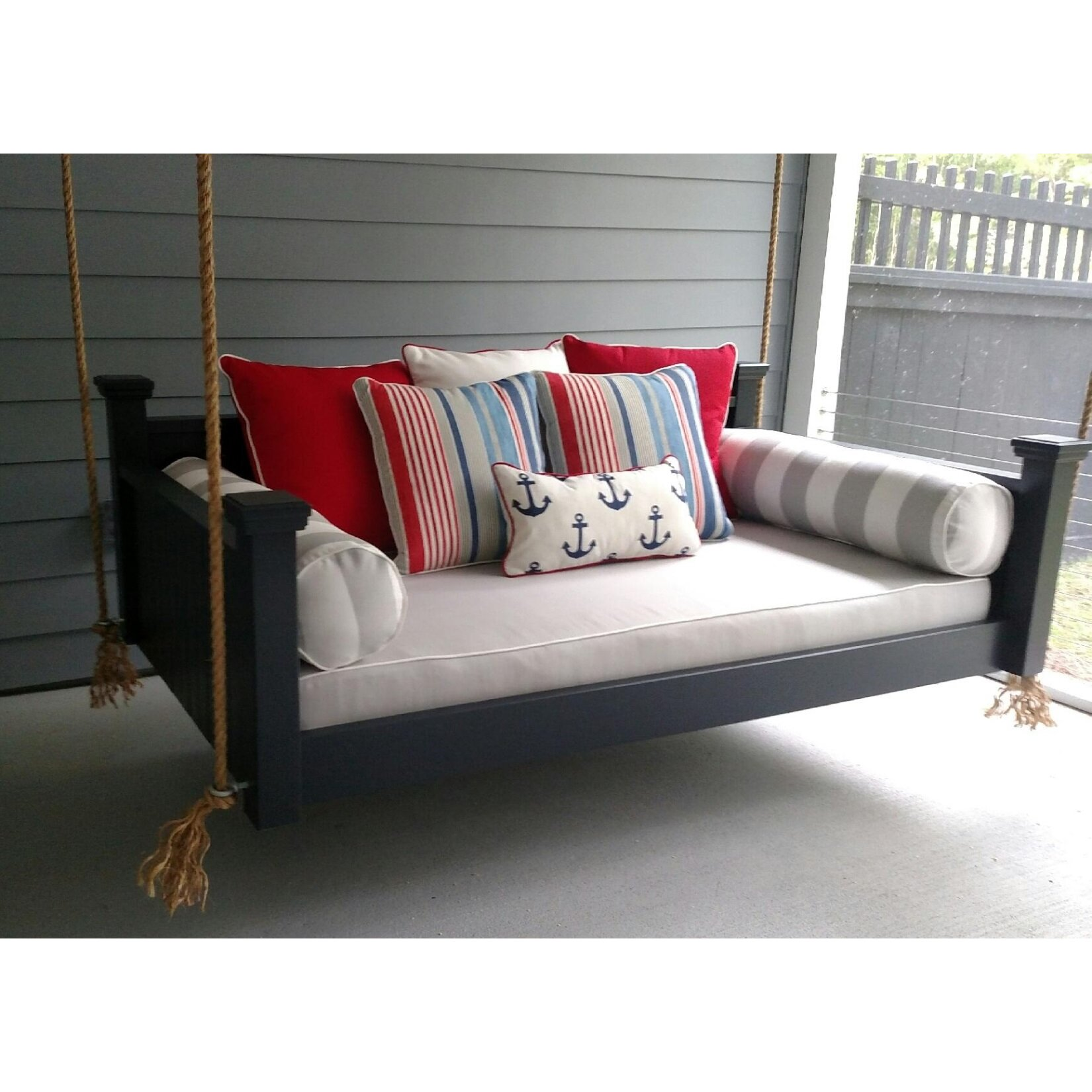 porch swings youll love wayfair