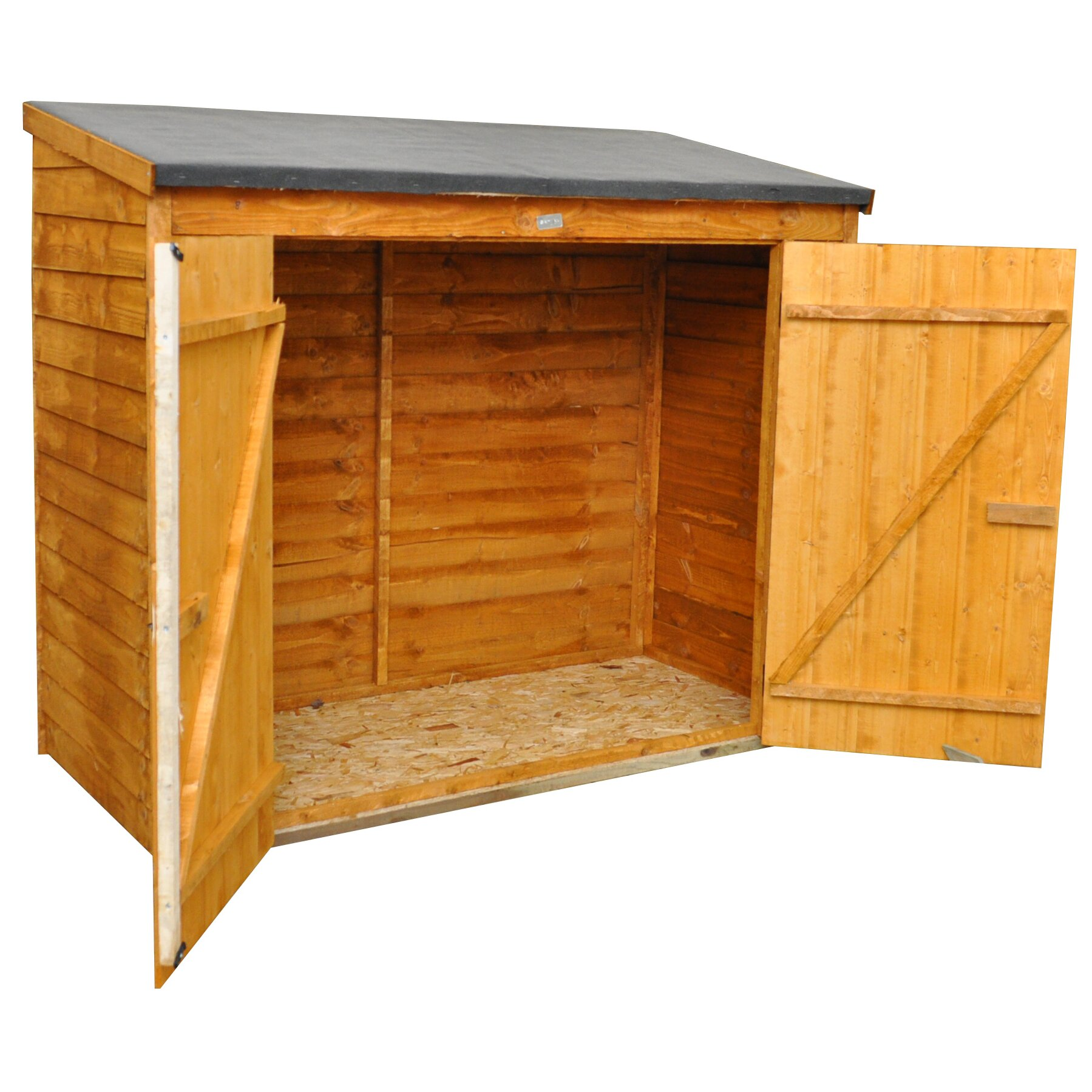 Forest Garden 6ft X 3ft Wooden Tool Shed & Reviews