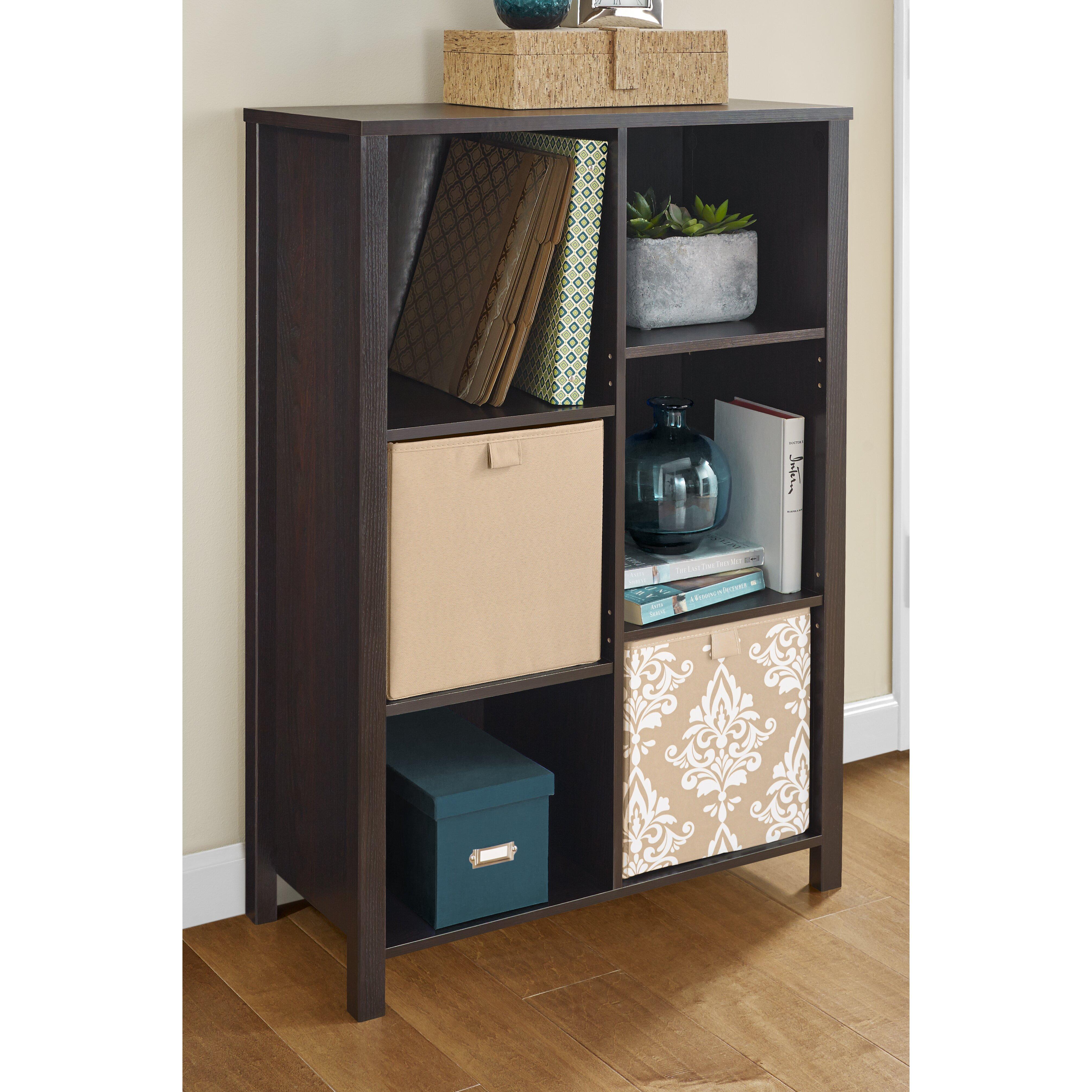 ClosetMaid Premium Adjustable 38 Cube Unit Bookcase
