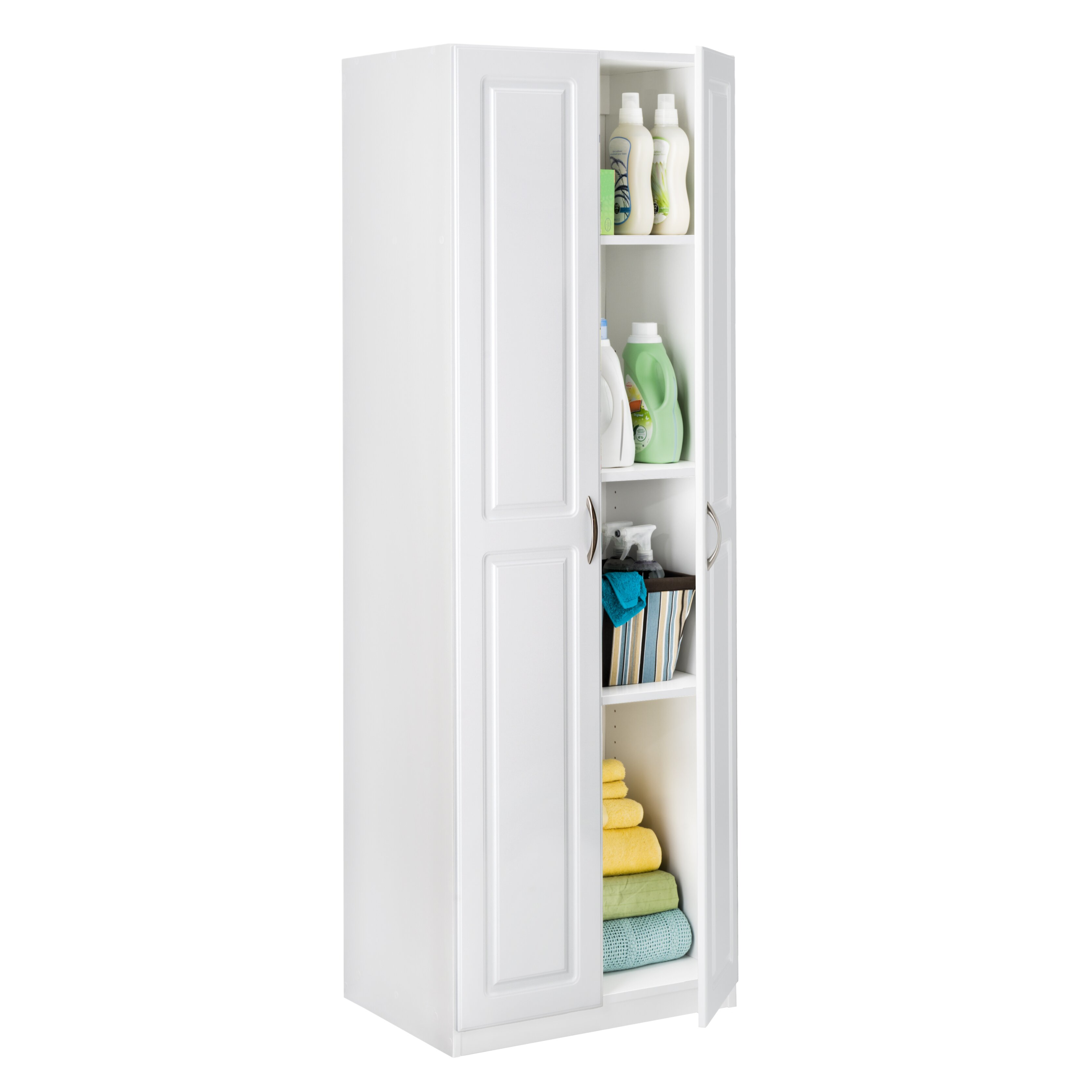 18 Storage Cabinet Closetmaid Dimensions 7173 H X 2402 W X 1812 D 2 Door