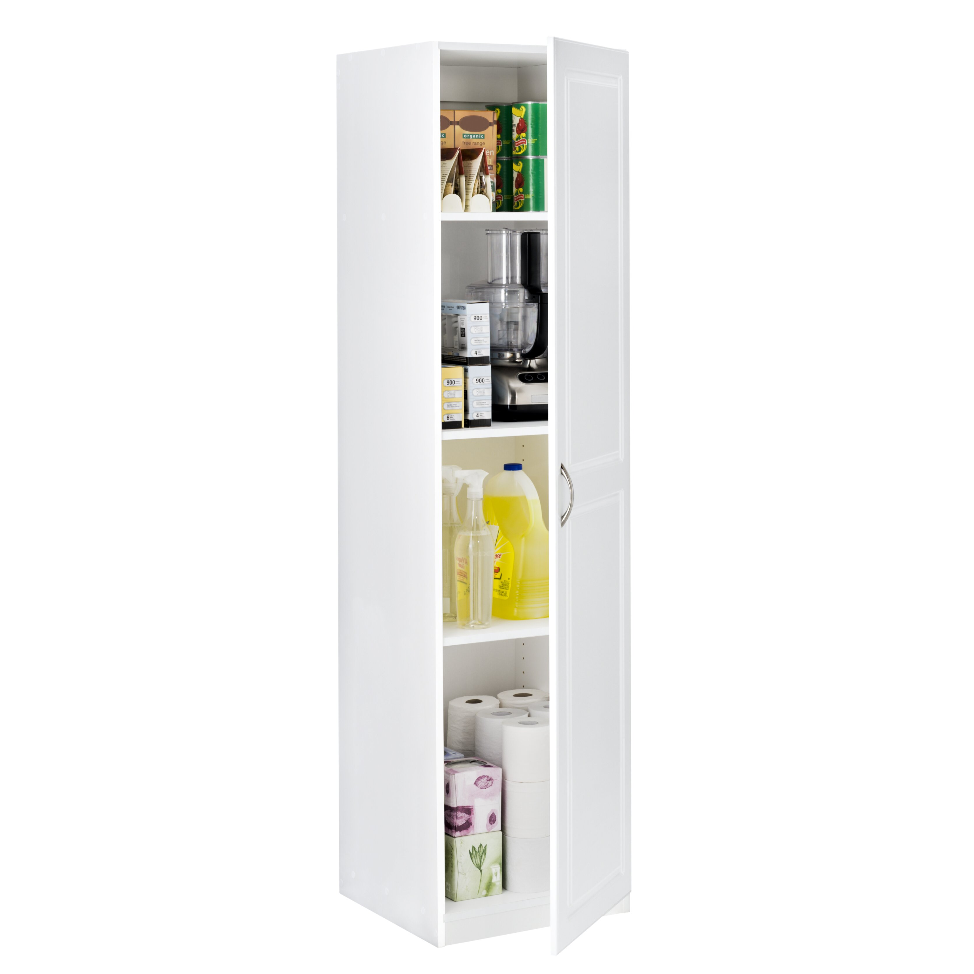 18 Storage Cabinet Closetmaid Dimensions 7173 H X 1799 W X 1812 D Single Door
