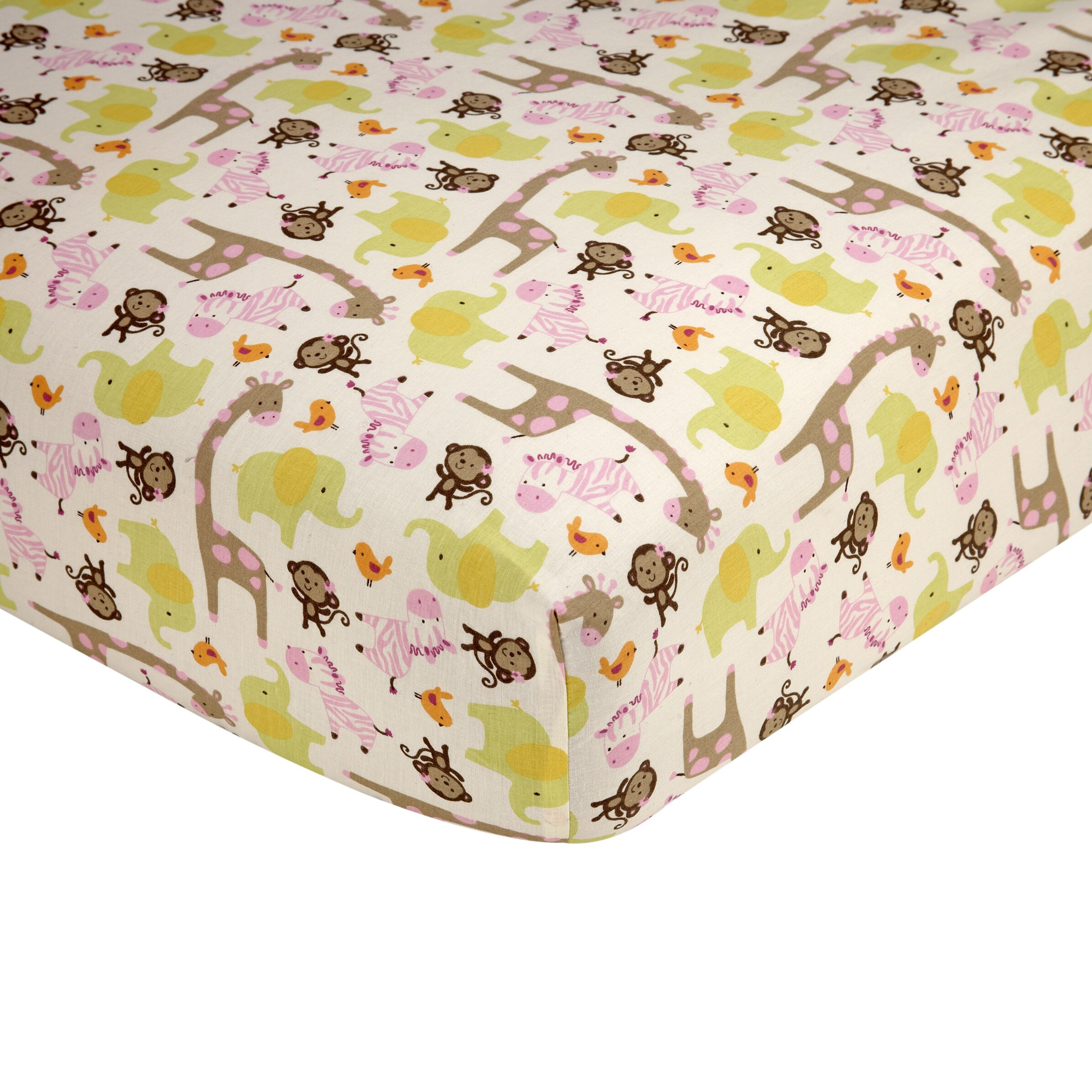 Gocrib adventure crib for sale - Carter S Reg Jungle Fitted Crib Sheet