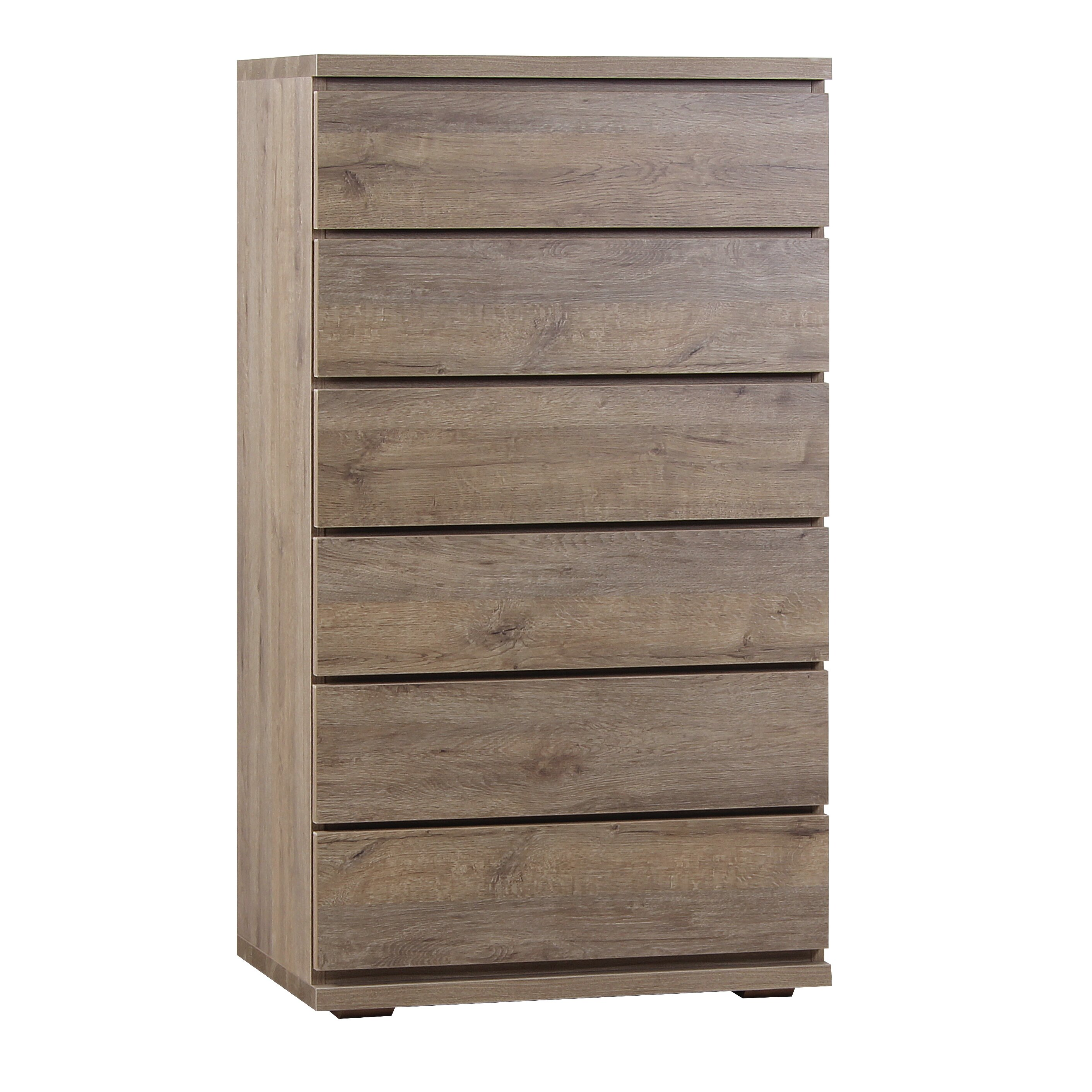 werkstadt skandi chiffonnier 6 drawer chest wayfair uk. Black Bedroom Furniture Sets. Home Design Ideas