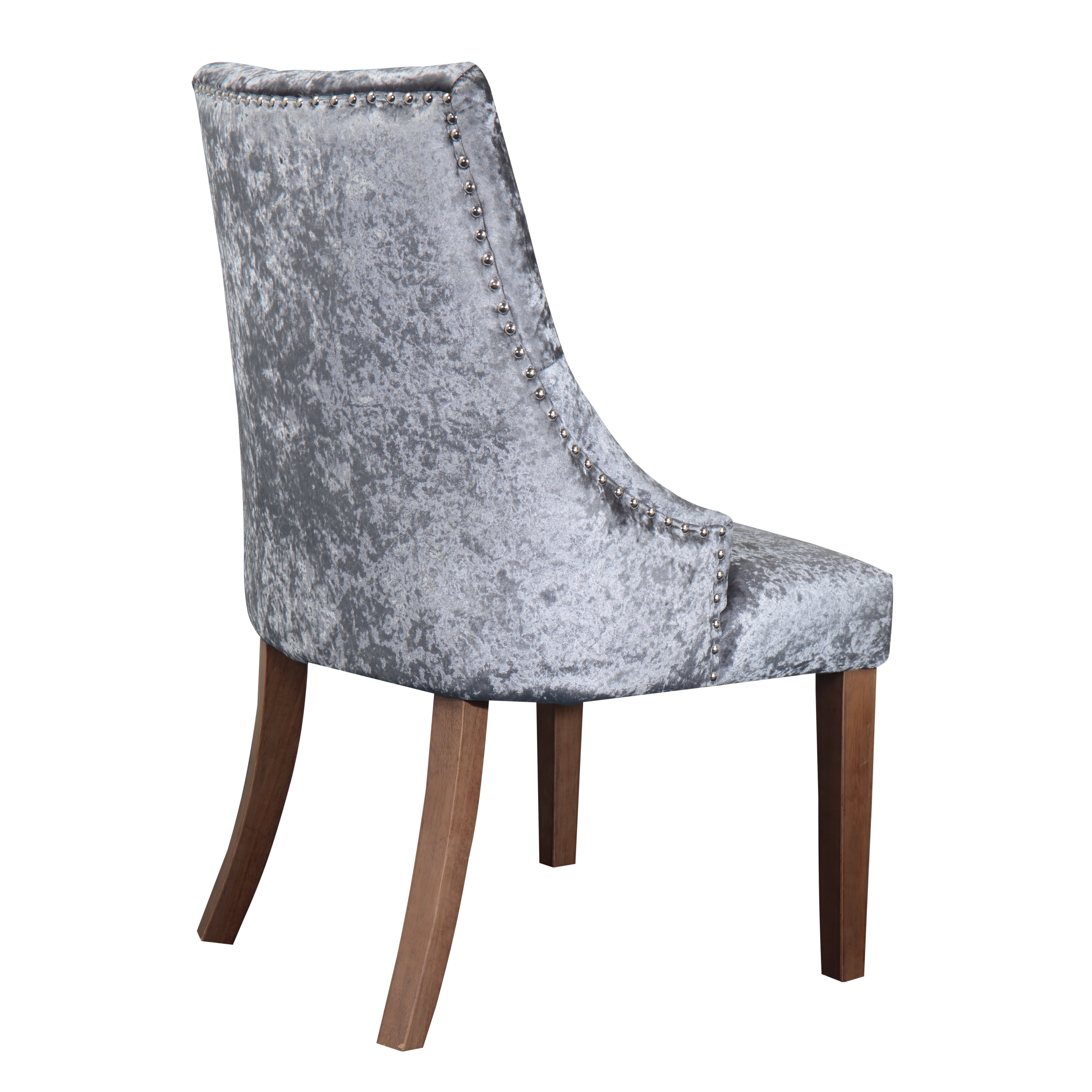 Design#32003200: Cheap Upholstered Dining Chairs – Morgana Tufted ...