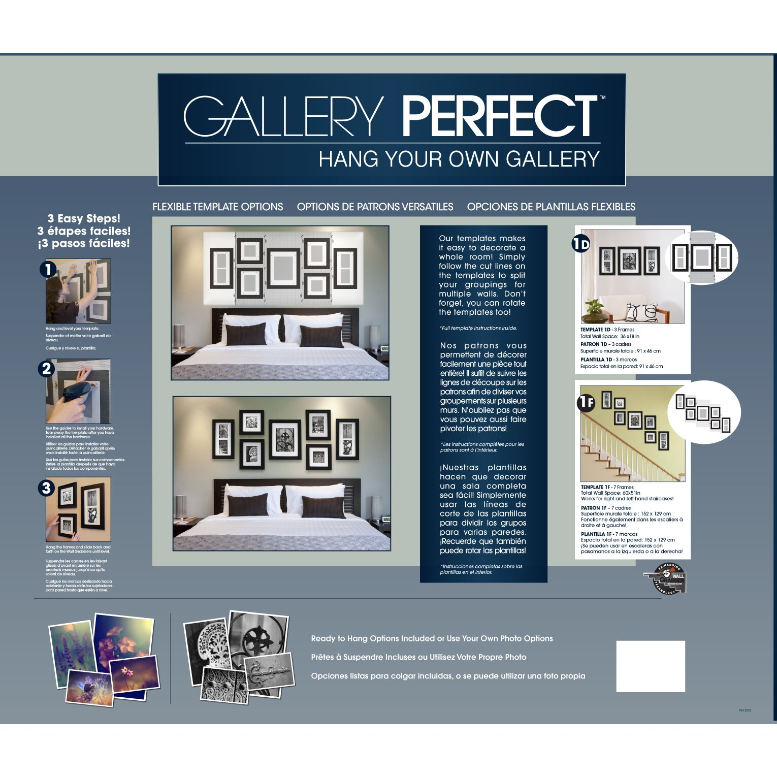 nielsen bainbridge gallery perfect 7 piece create a gallery picture frame set