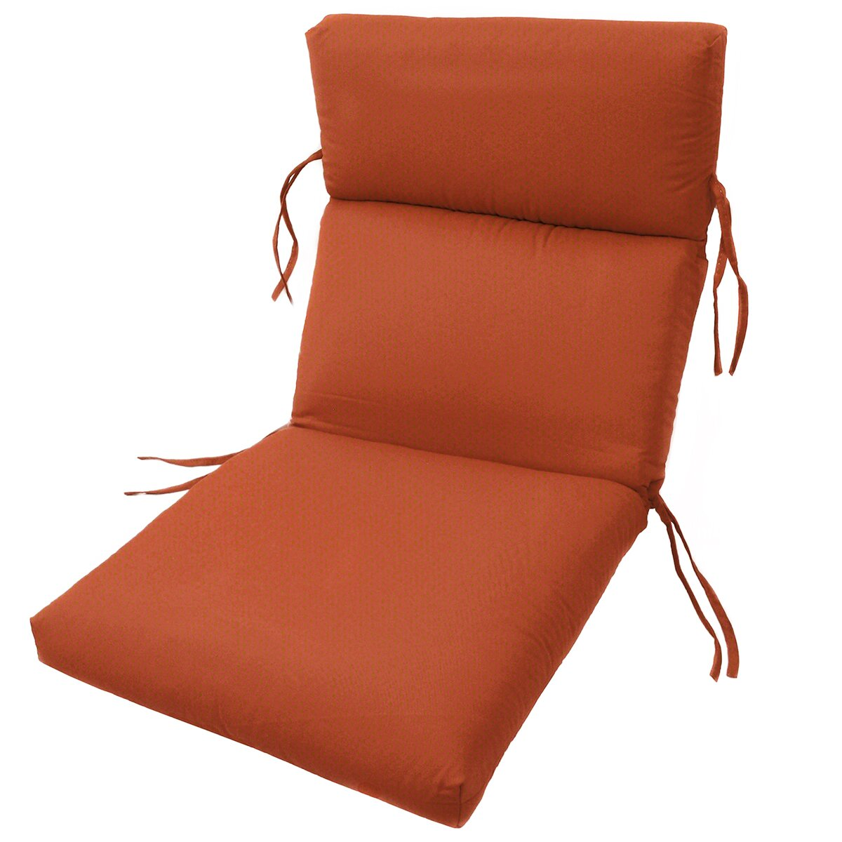 Patio lounge chair cushion - Comfort Classics Inc Lois Patio Lounge Chair Cushion