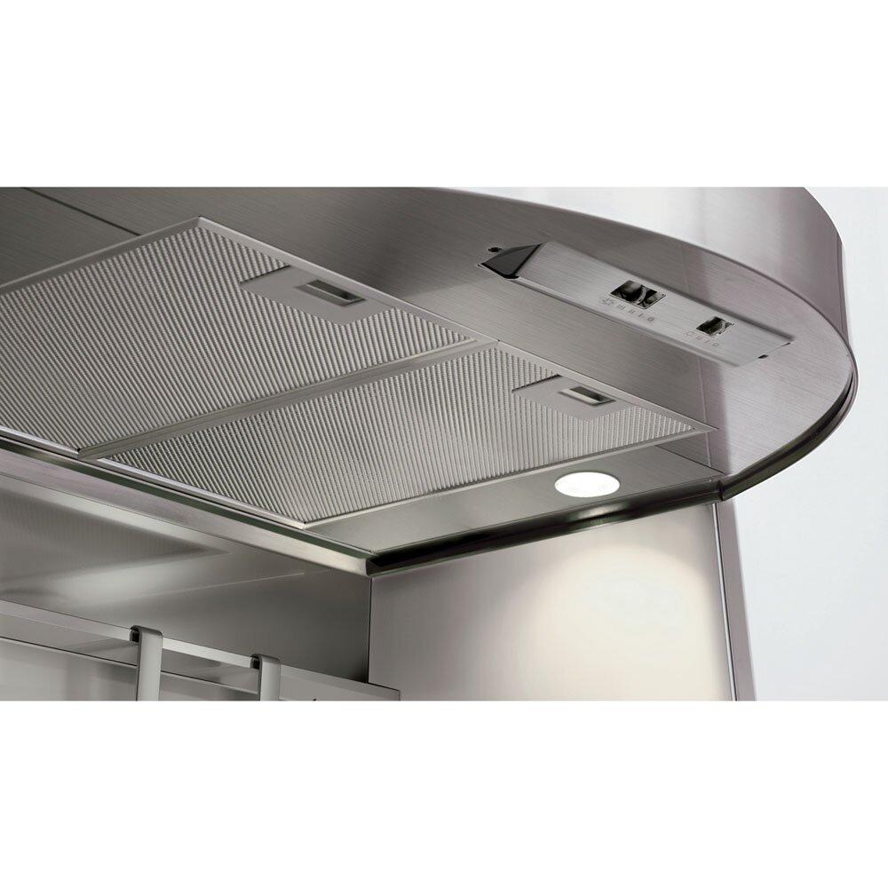 Zephyr 30 essentials europa tamburo 400 cfm under cabinet for Zephyr vent hood reviews