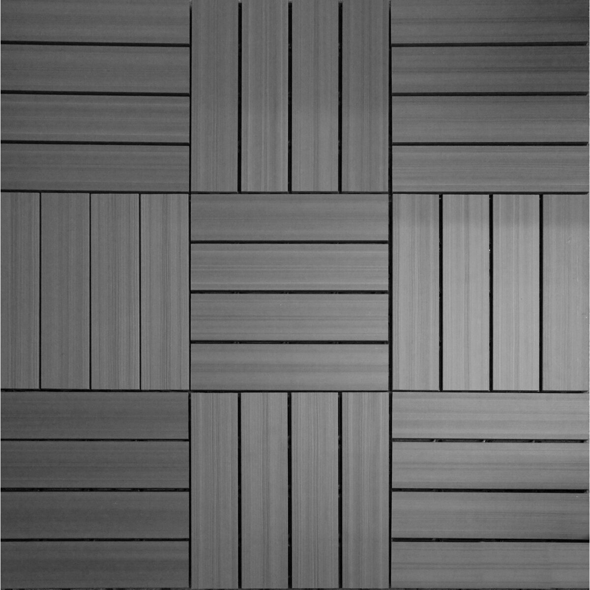 Newtechwood Ultrashield Westminster Wood 12 Quot X 12 Quot Outdoor