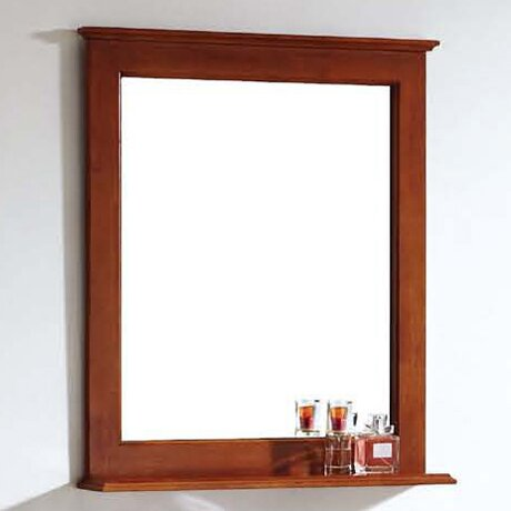 Dawn Usa American Solid Wood And Plywood Frame Mirror With