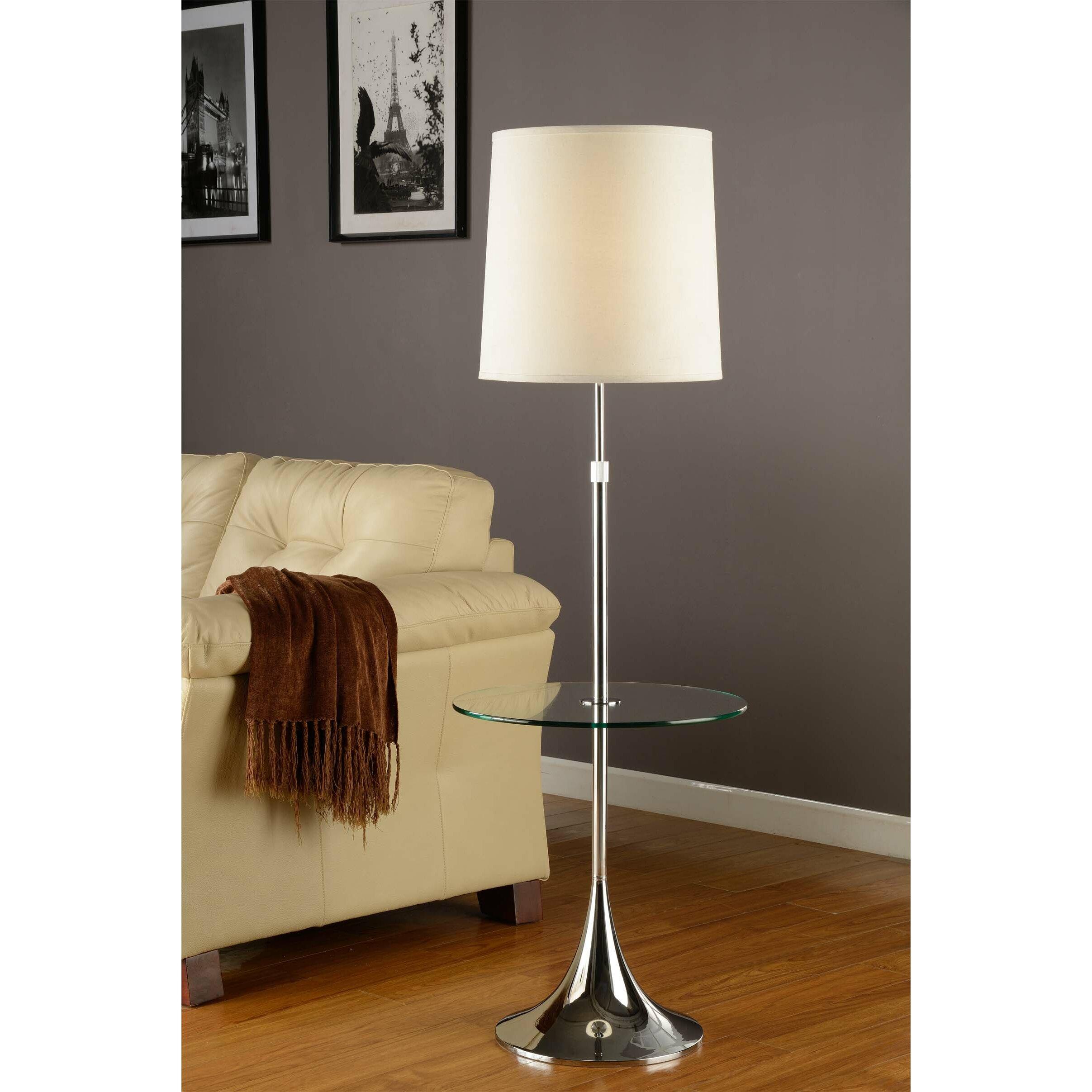 Artiva Usa Enzo 65 Quot Floor Lamp Amp Reviews Wayfair