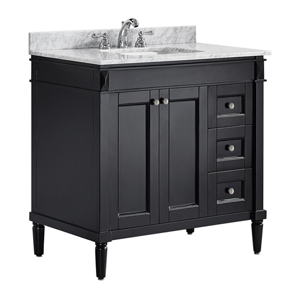 Bathroom vanity 36 inch - Laverne 36 Bathroom Vanity Reviews Joss Main