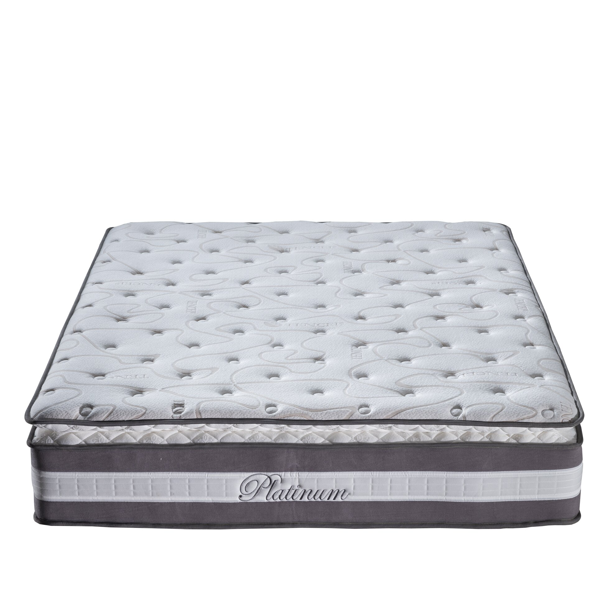"Madison Home USA 13"" Memory Foam Mattress & Reviews"