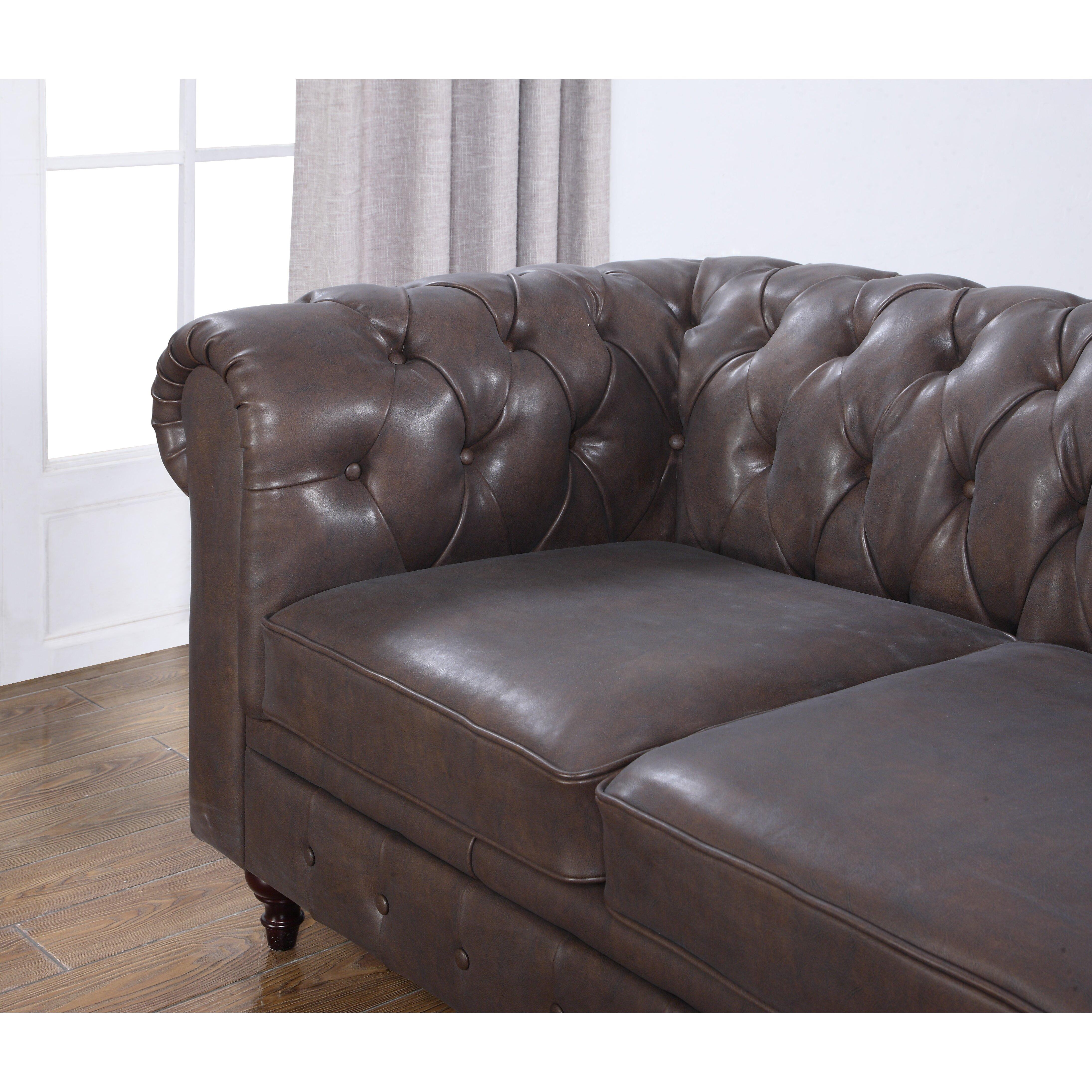 Chesterfield Leather Sofas Sofa Model Ideas