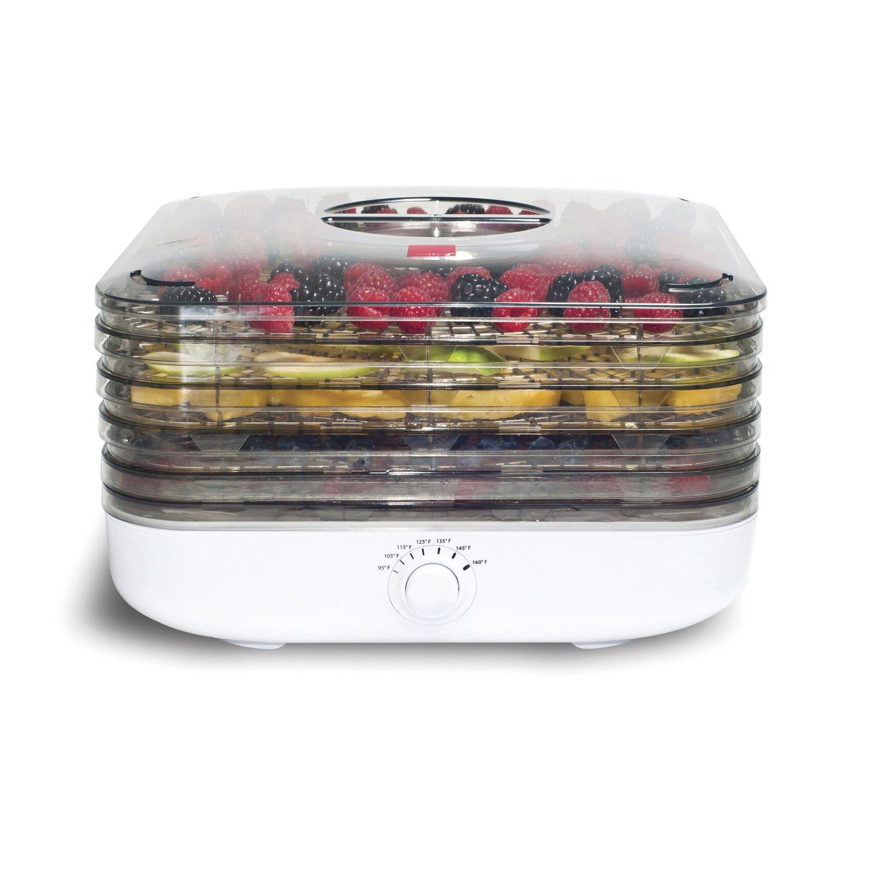 Ronco Ez Store Turbo Food Dehydrator Reviews