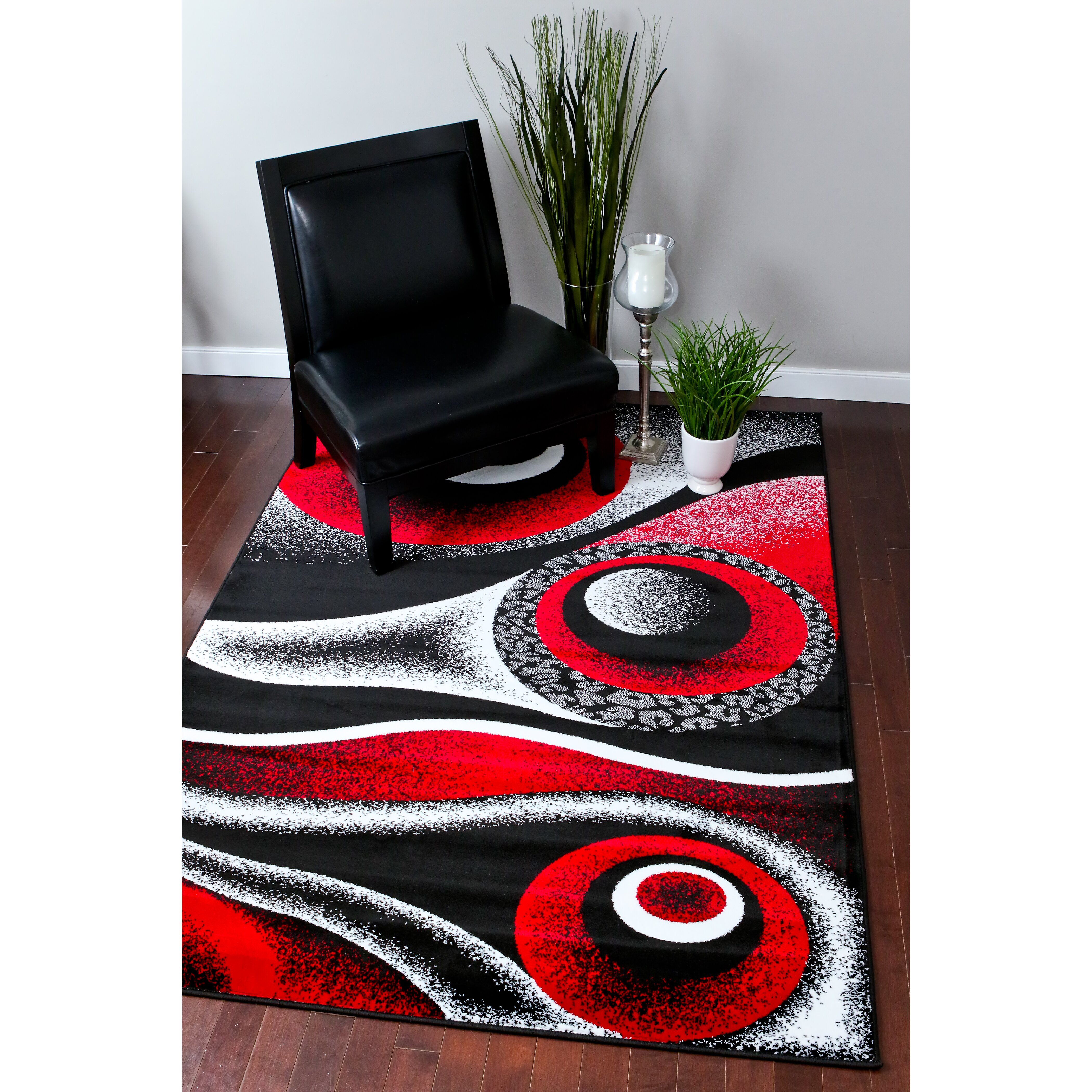 Persian Rugs Abstract Red Area Rug Reviews Wayfair. Capel Rugs Richmond Va .