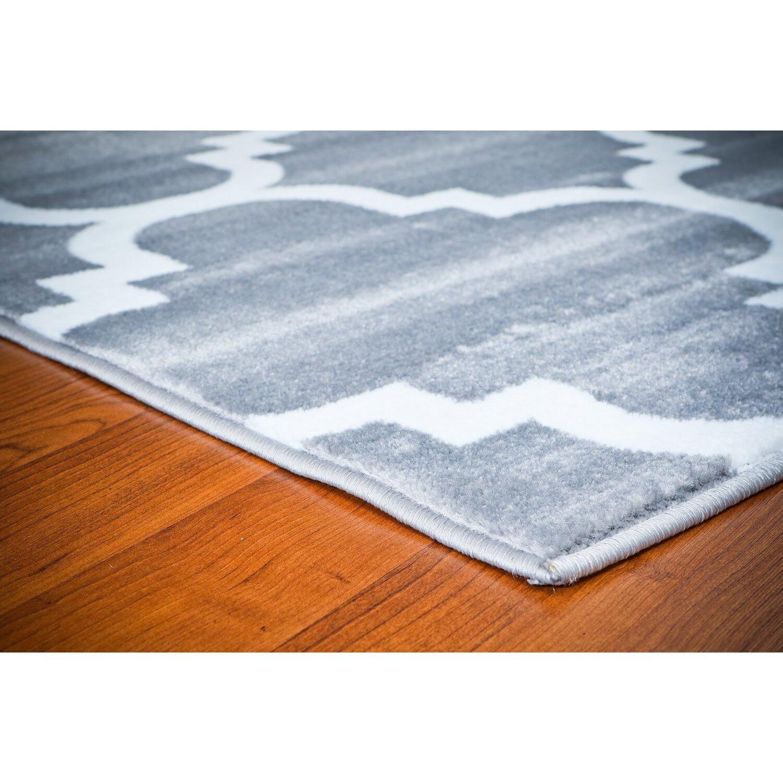 Persian-rugs Gray Area Rug & Reviews