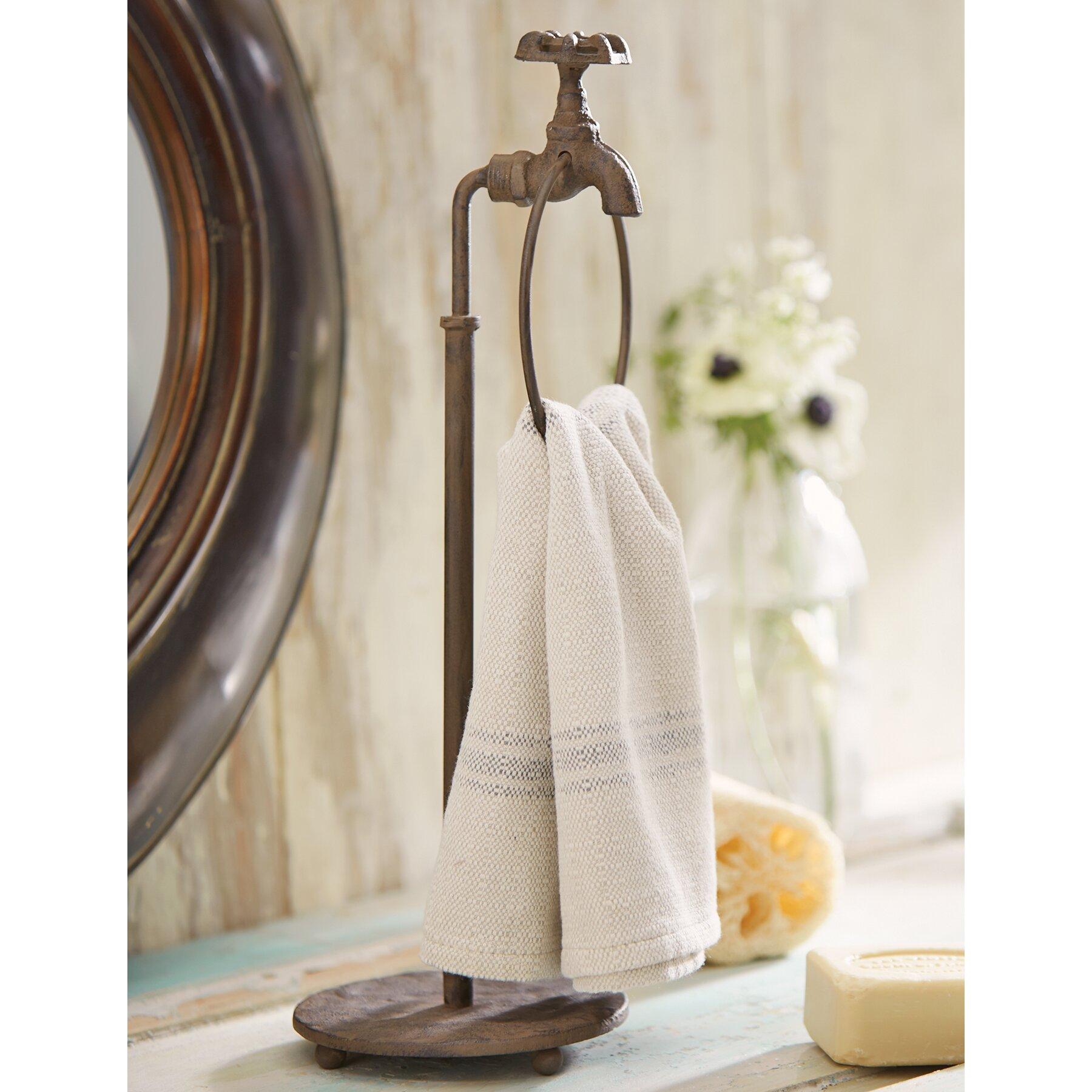 Bathroom Countertop Towel Holder My Web Value