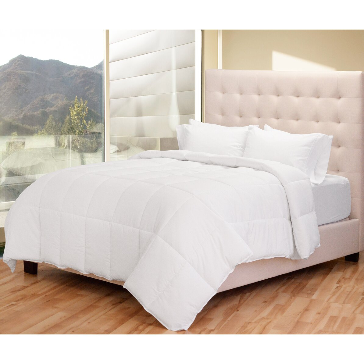 Bare Home Premium All Season Down Alternative Comforter